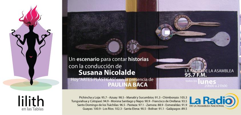 Lilith en las Tablas - Paulina Baca