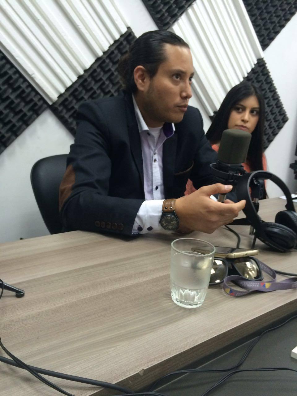 Sismo en Quito/Red de Voceros Populares de Quito