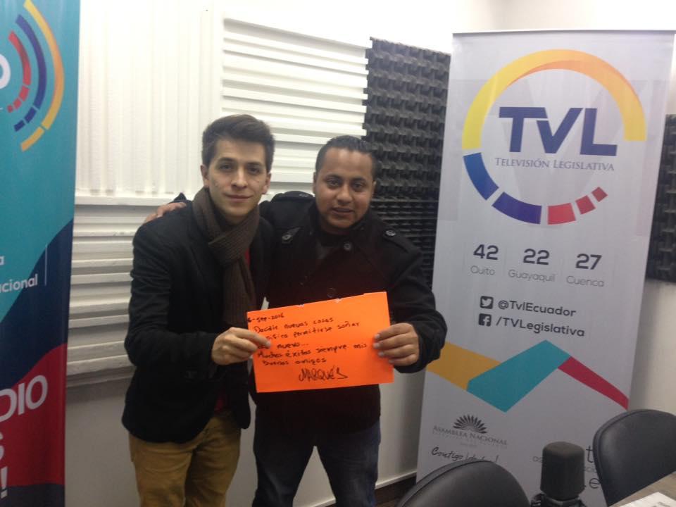 Entrevista a  Marques