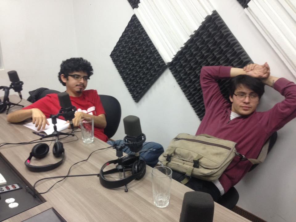 Entrevista a  Diego Ulloa Alvear y Julio Pañi de SPN deportes