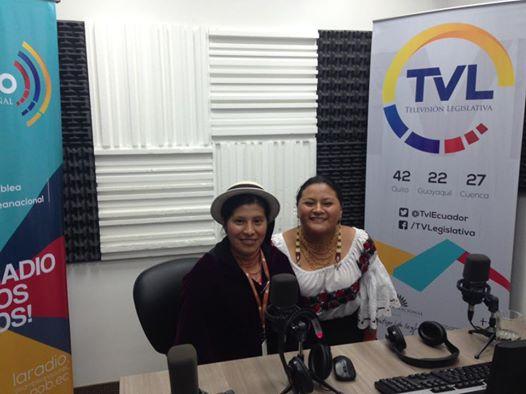 Cecilia Guamán  y la economía familiar