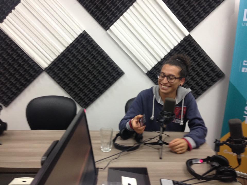 Entrevista a Joselo Almeida de la Claqueta de Palo