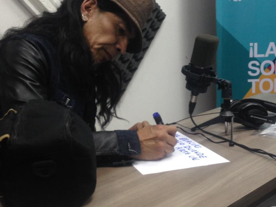 Entrevista a Carlos Patricio Recalde