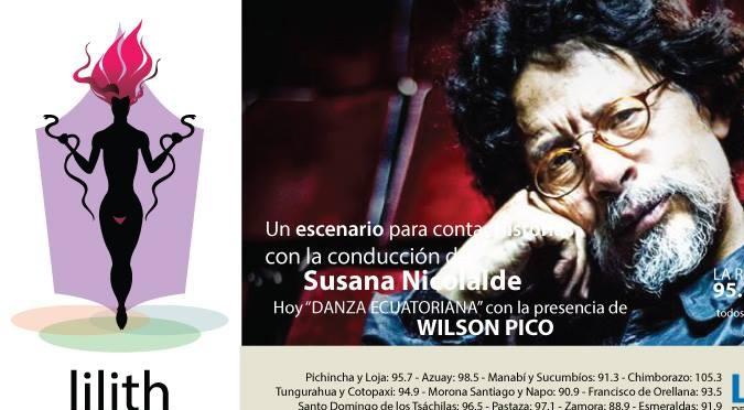Lilith en las Tablas- Wilson Pico