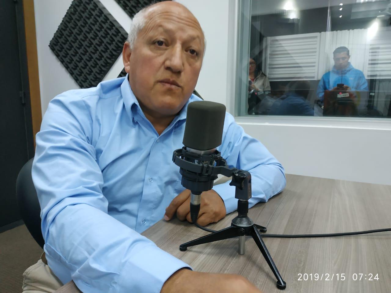 Entrevista a candidatos a Concejales de Quito por el Distrito Centro