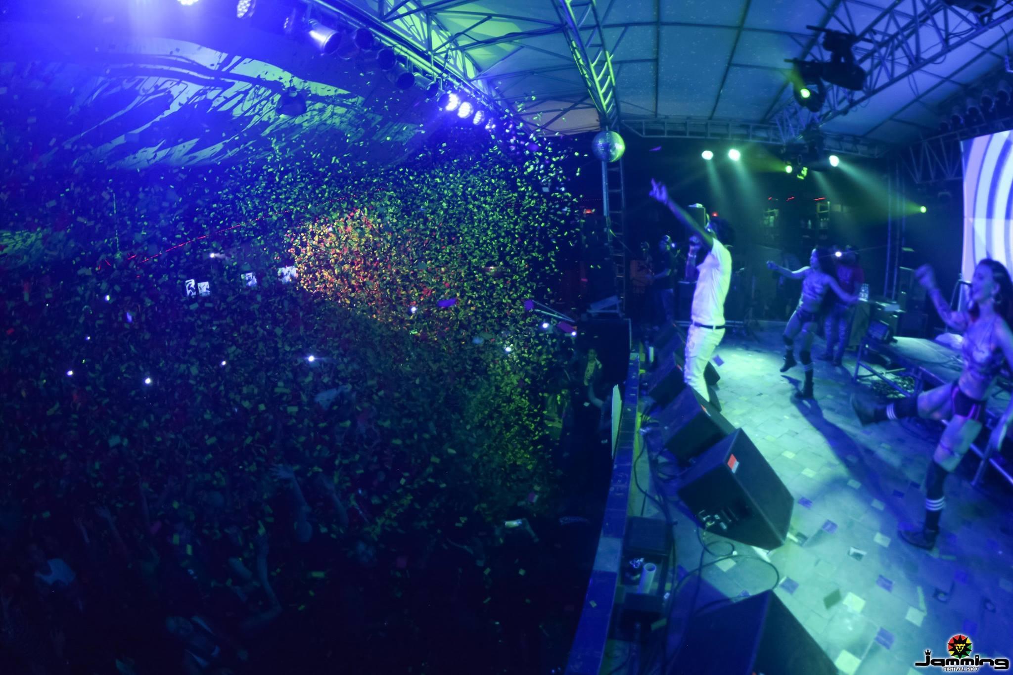 Jamming Festival Dancehall 2017