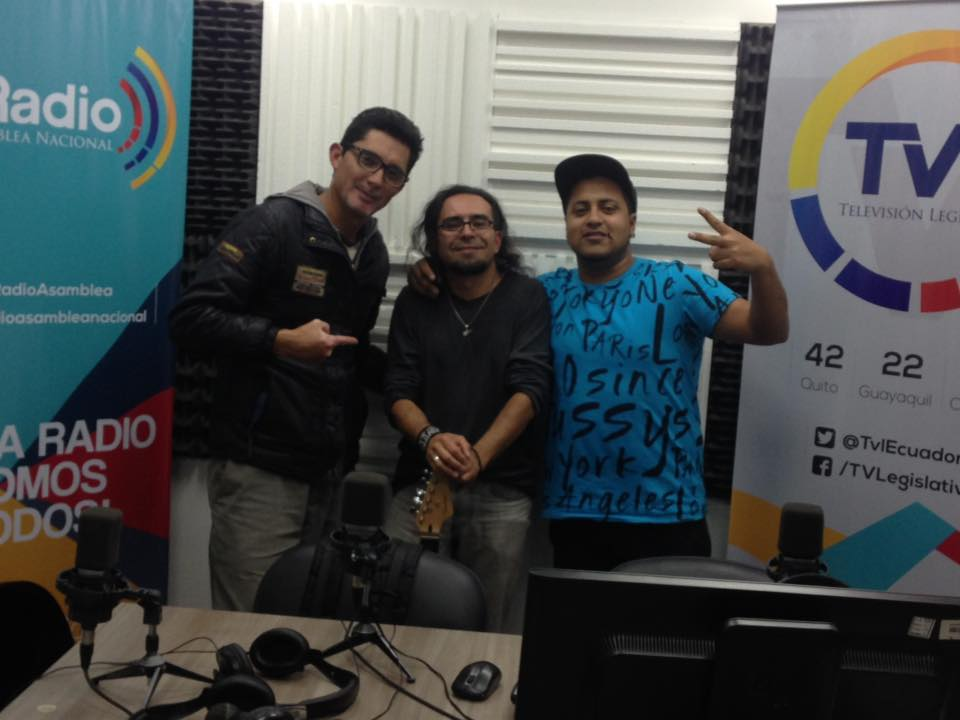 El Duende de la Calle Quito presenta entrevista a Simon Zambrano