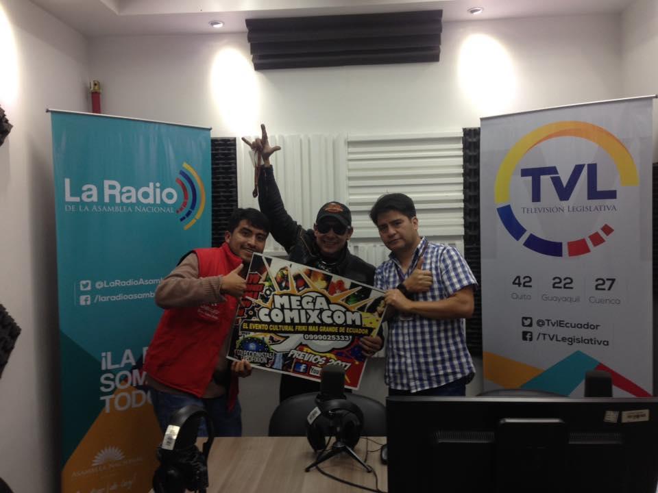 El Duende de la Calle Quito presenta entrevista a Carlos Sanchez Montoya