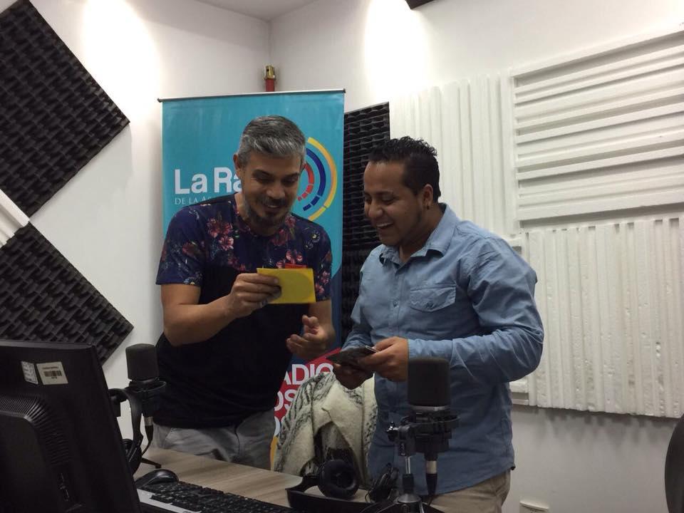 El Duende de la Calle Quito presenta entrevista a Los Corrienetes