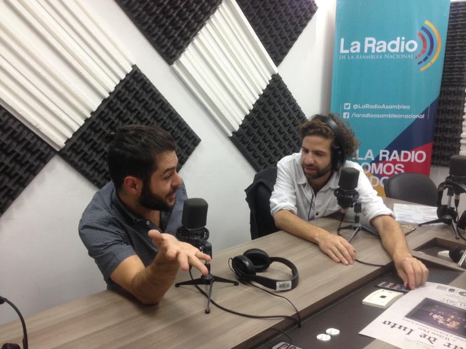 El Duende de la Calle Quito presenta entrevista a Polvo