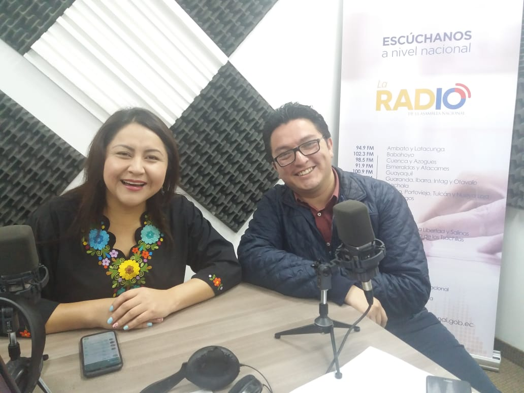 Ximena Peña: Una gran representante de los migrantes