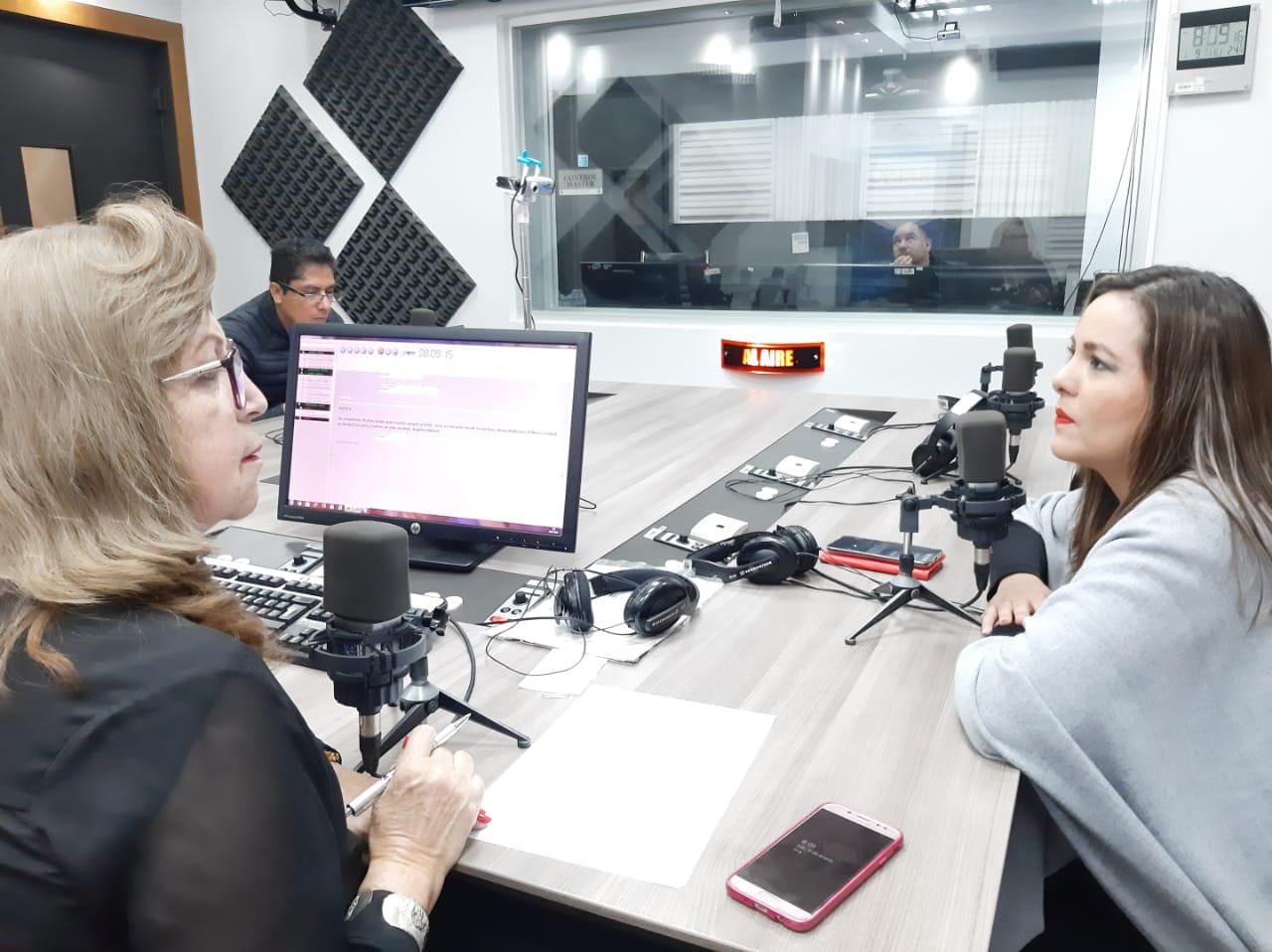 Johana Cedeño: Juicio político a Presidenta del CNE