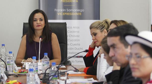 Comision de Justicia y Estructura del Estado: Reforma COIP