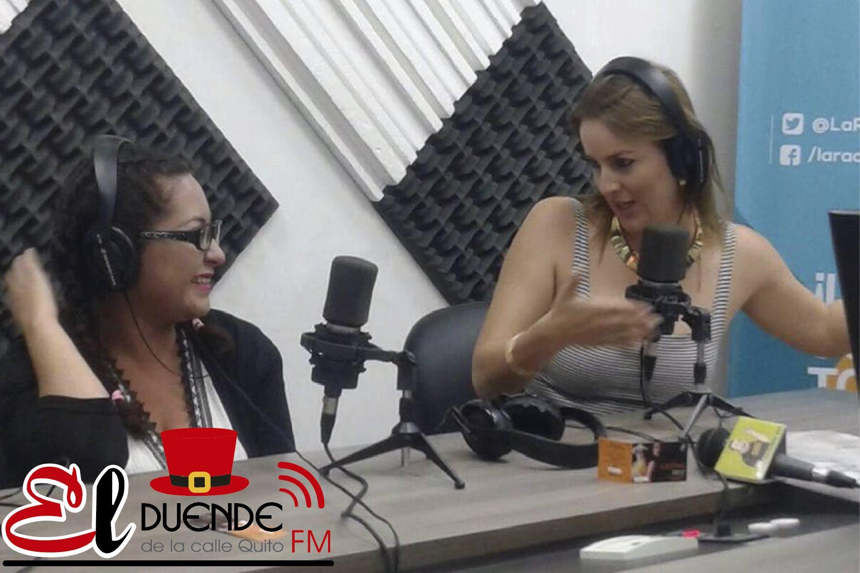 El Duende de la Calle Quito presenta entrevista a:  El Galpón de las Artes
