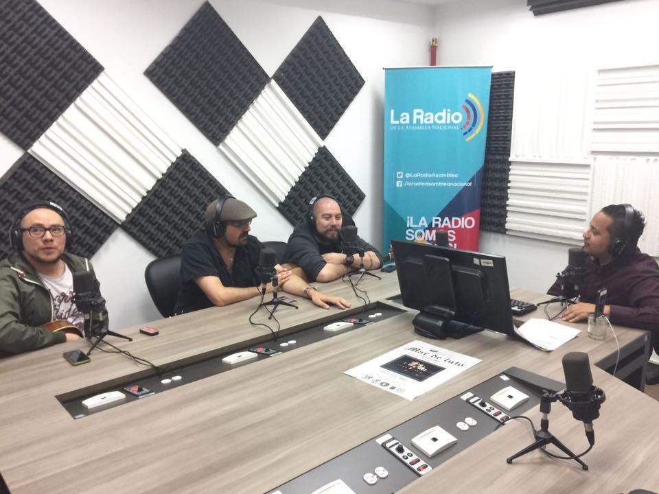 El Duende de la Calle Quito presenta entrevista a Revés