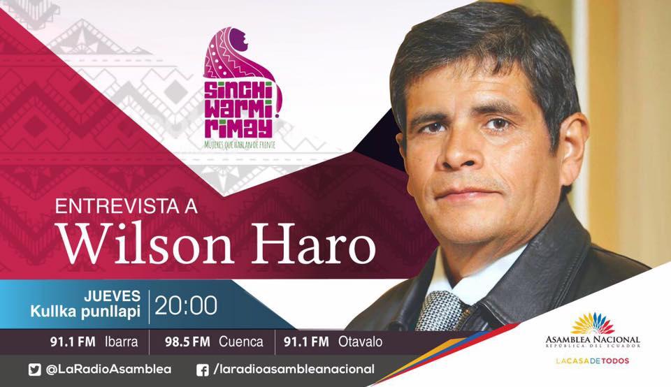 WILSON ORLANDO HARO