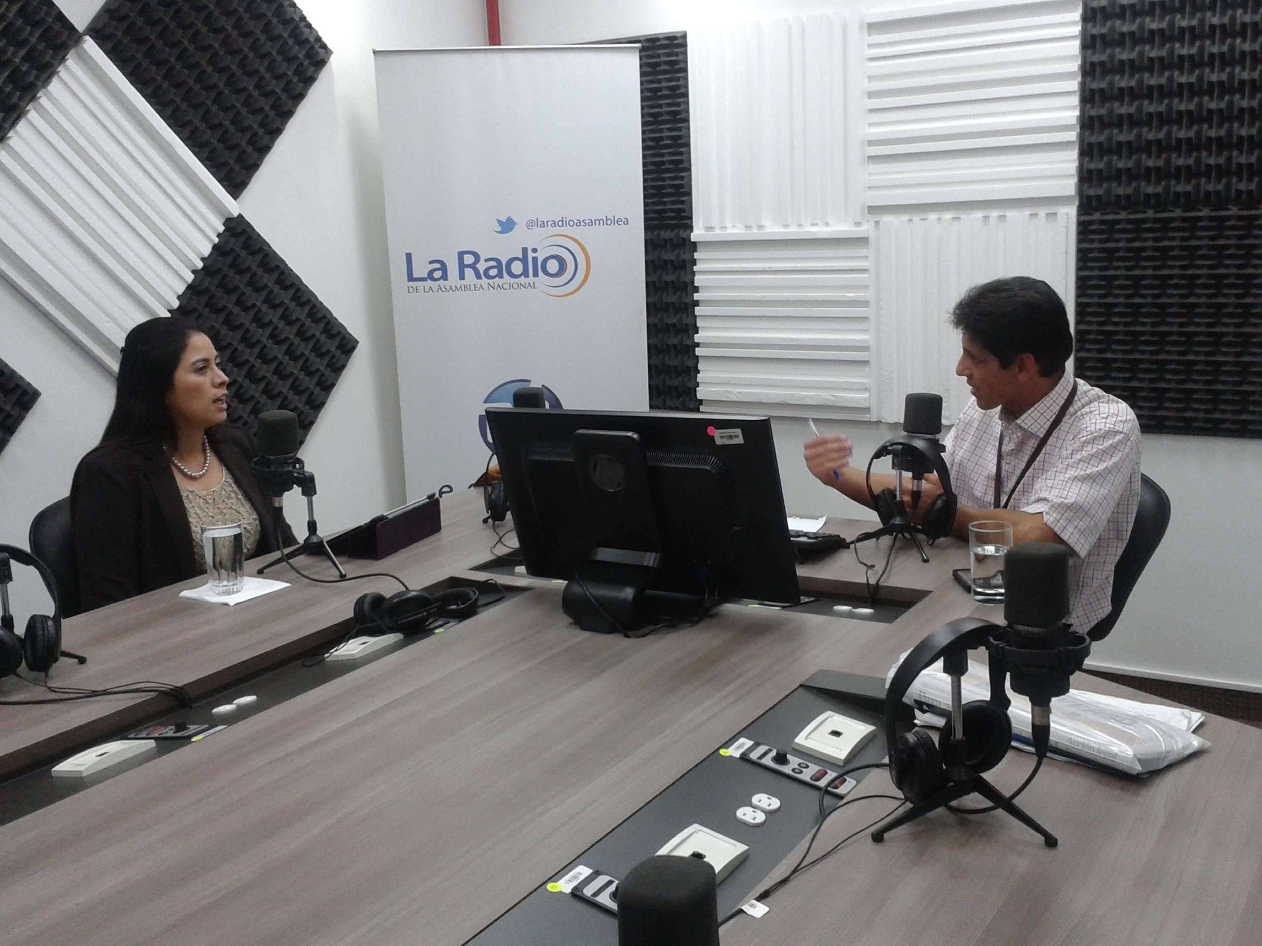 ENTREVISTAS: CARLOS OCHOA / ANDREA ALBÁN
