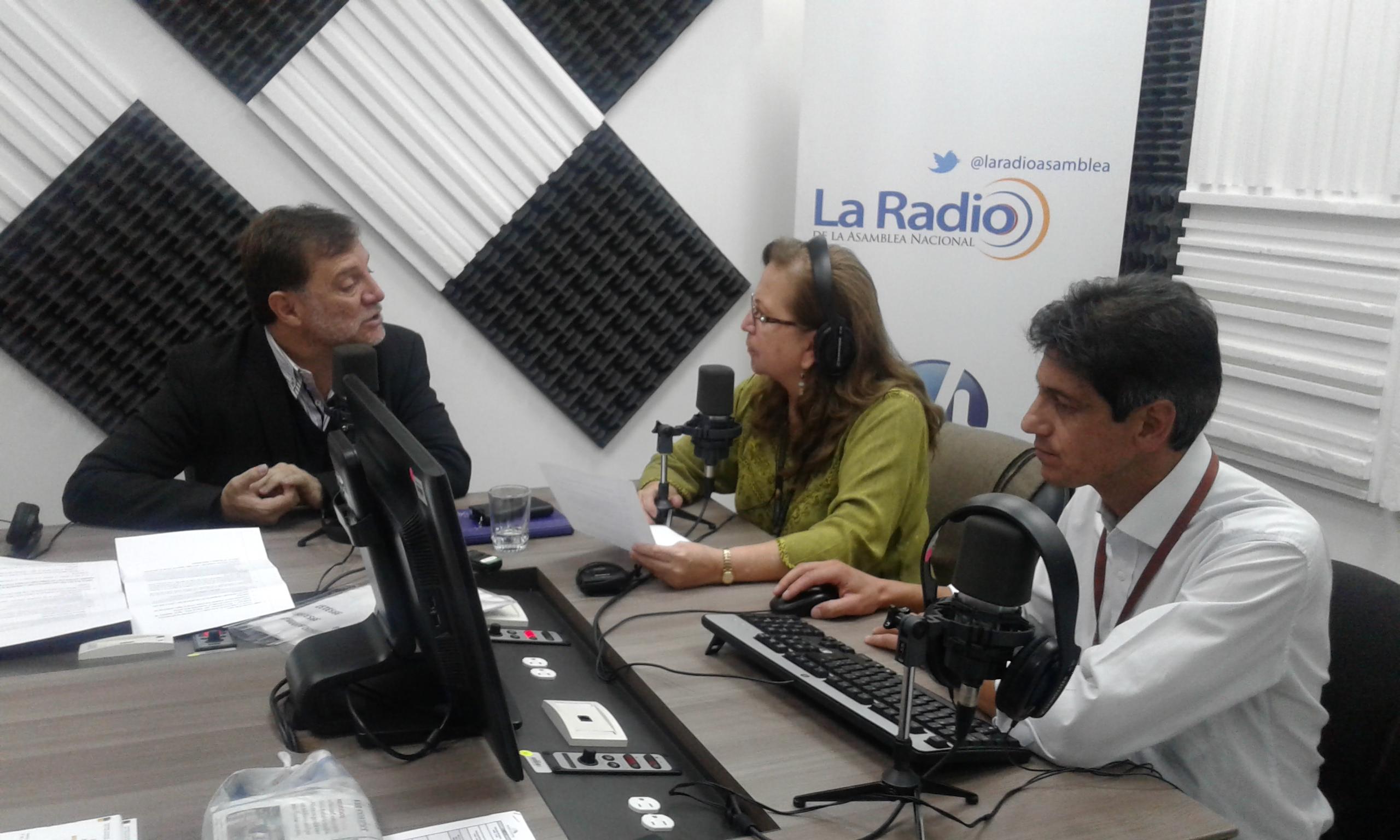 ENTREVISTAS: PABLO JURADO / PEDRO PAEZ