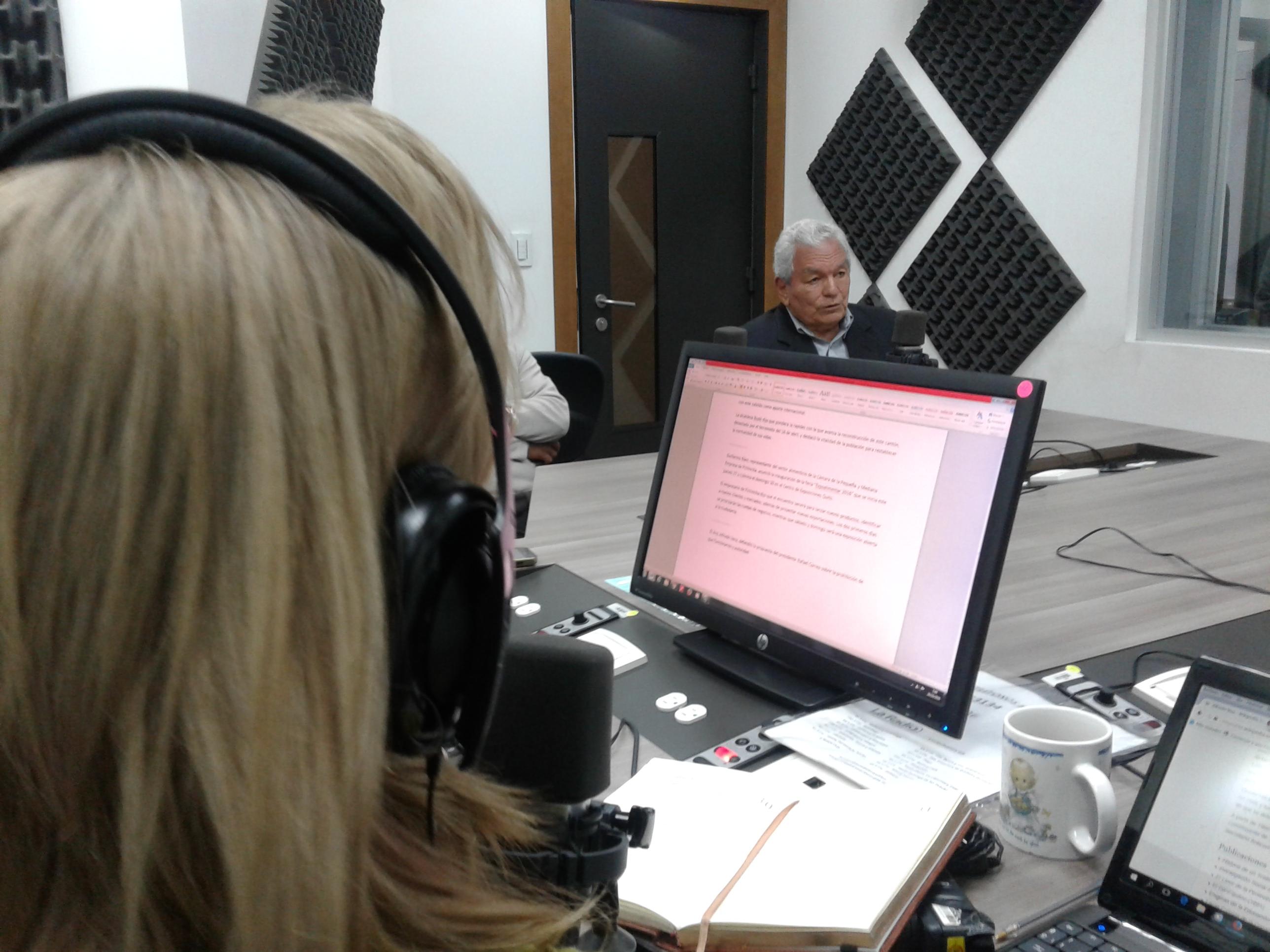 Alfredo Vera, ex Secretario Anticorrupción: Pacto Ético