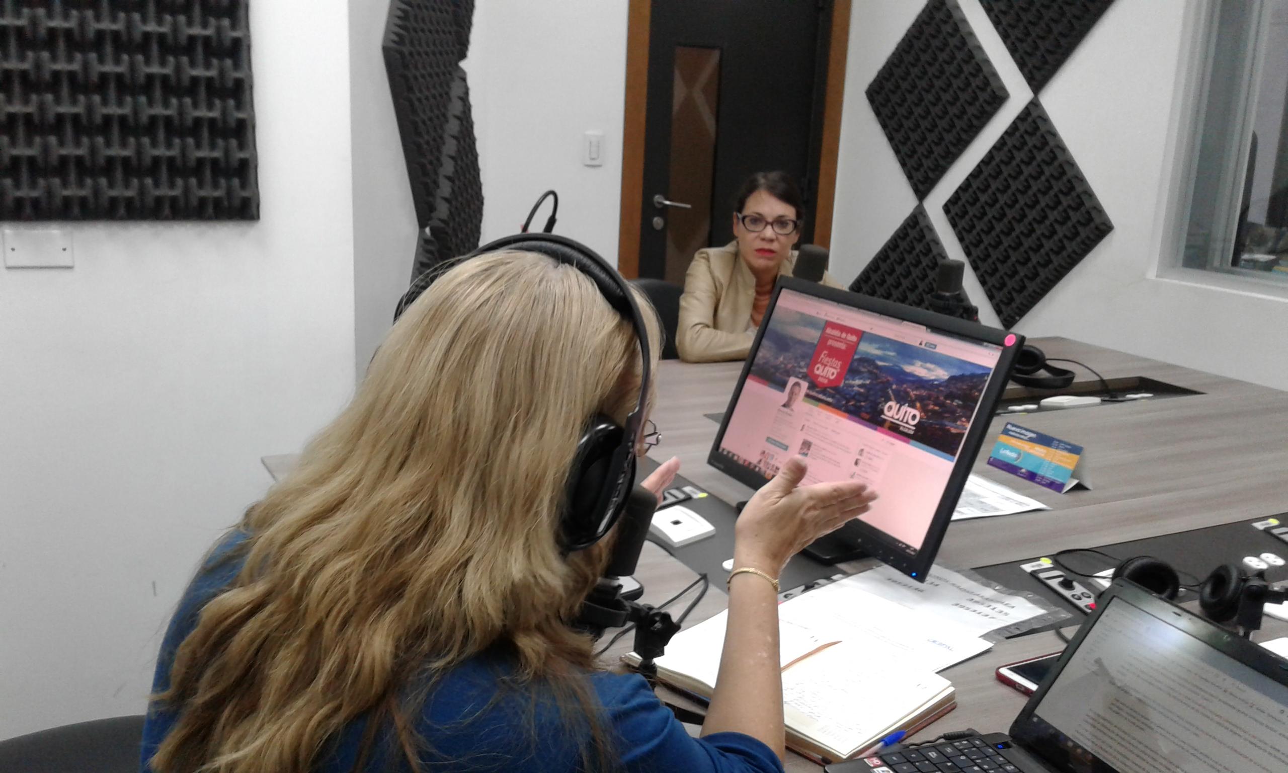 """María Pessina y Rocío Rosero: """"Se sigue usando la imagen de la mujer como comercio"""""""