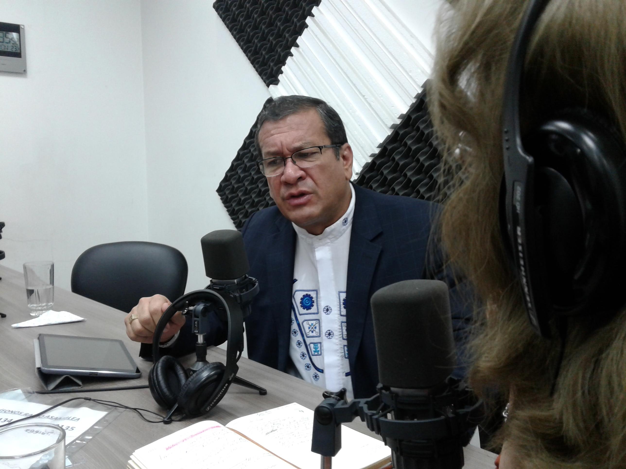 """Alexis Sánchez: """"Preocupa la reducción de caudales de agua"""""""
