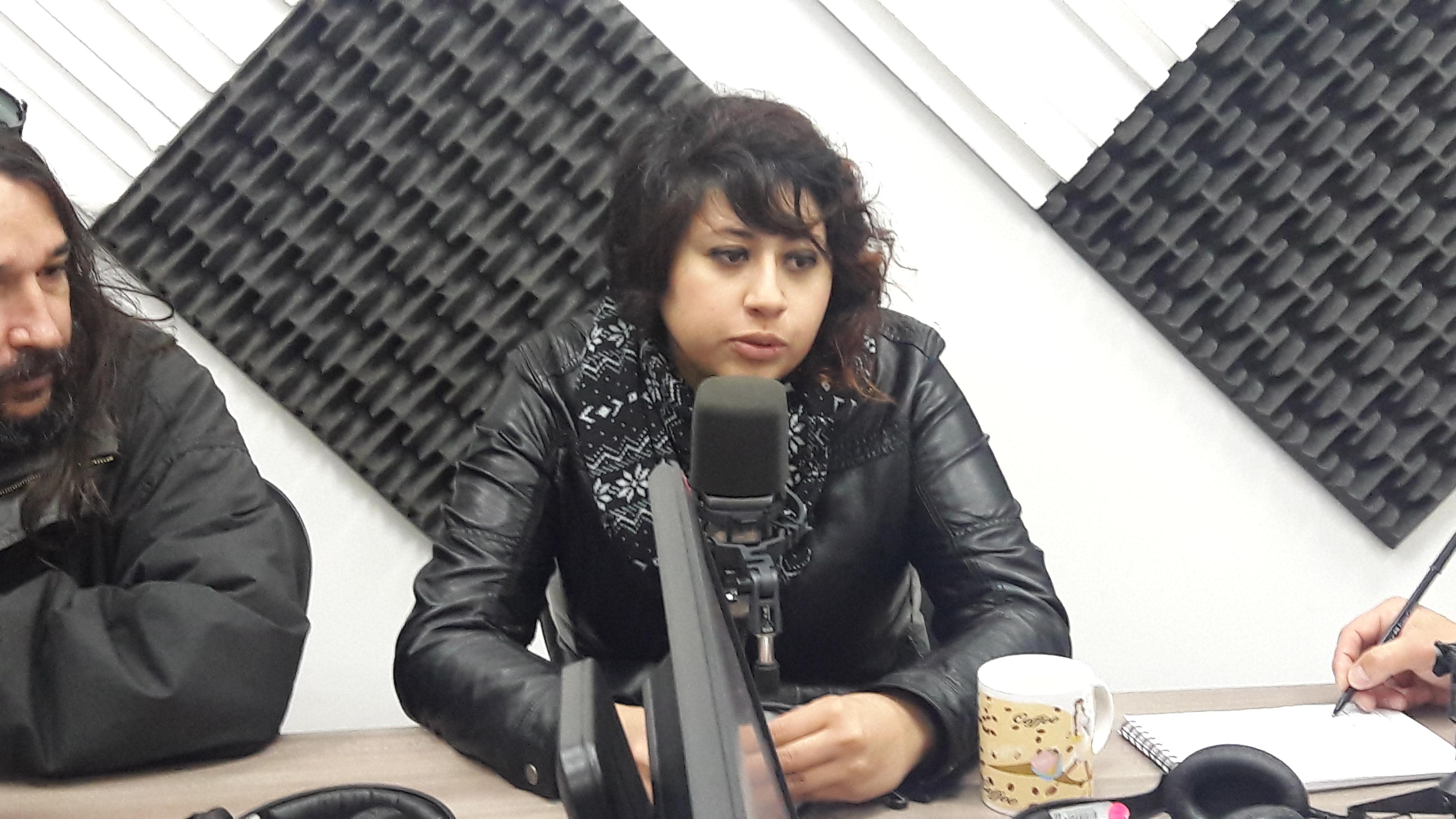"""Andrea Reinoso: """"Las mujeres somos creativas para generar ingresos"""""""