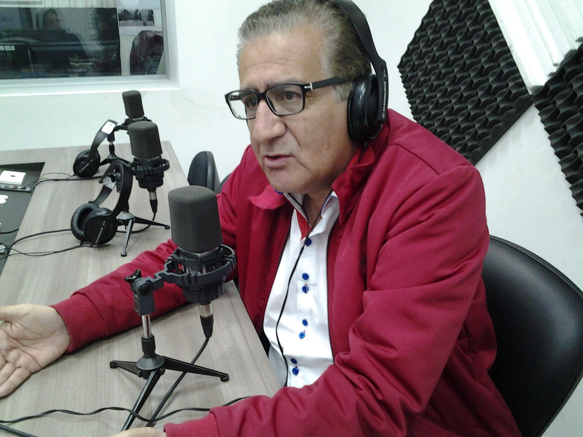 """Fabián Zevaallos: """"Promoverá la desaparición del CPCCS"""""""