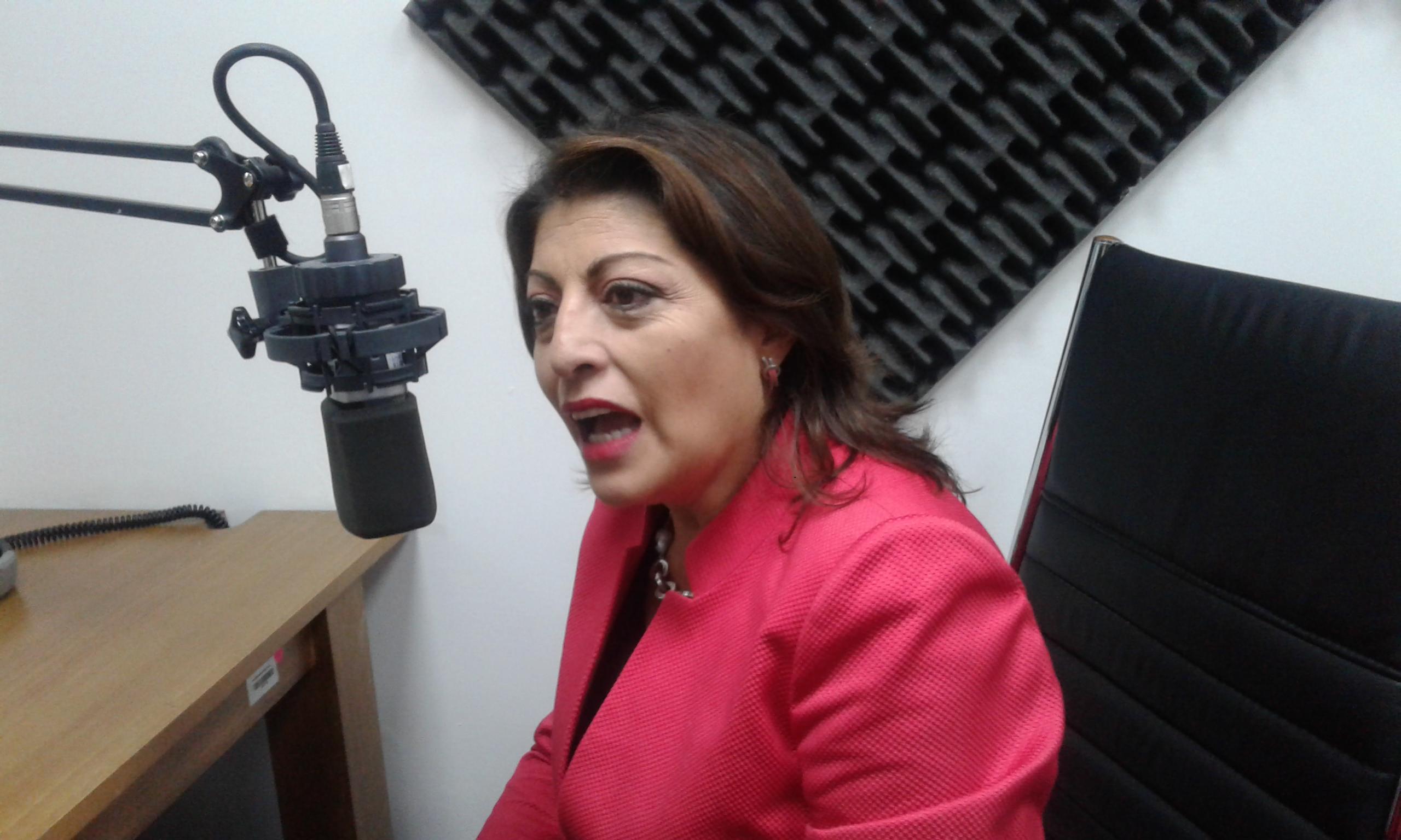 """Wilma Andrade: """"Fue una campaña muy bonita"""""""