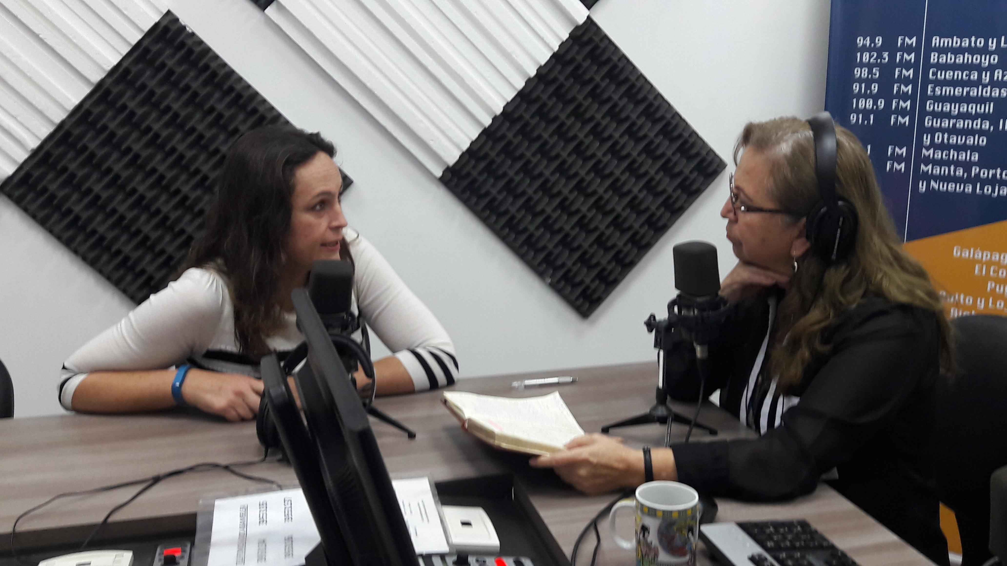 """Carolina Zambrano: """"70 organizaciones sociales pedimos un diálogo con los candidatos"""""""