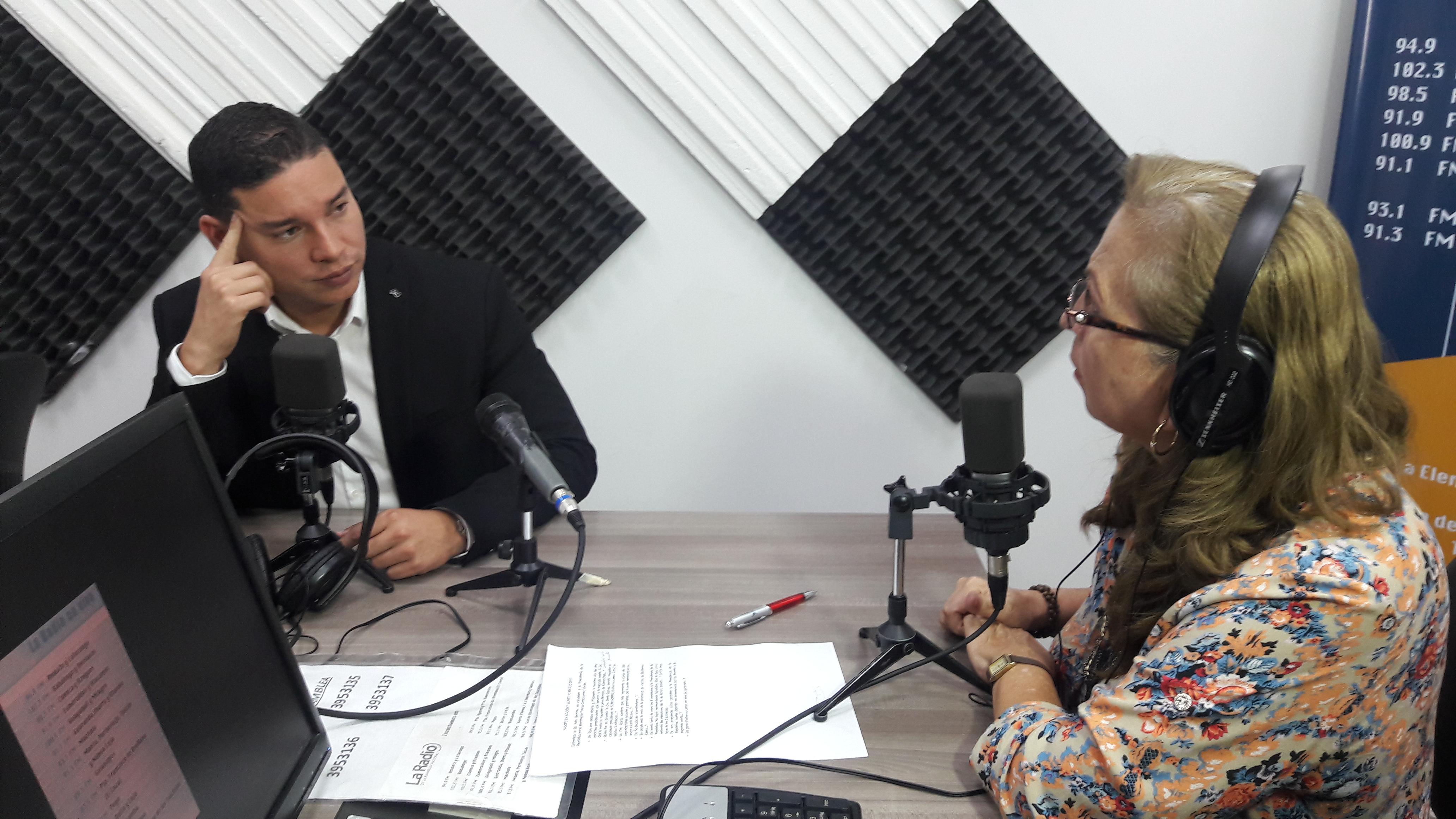 """Iván Espinel: """"En Asamblea General se decidió unánimemente el apoyo a Lenin Moreno"""""""