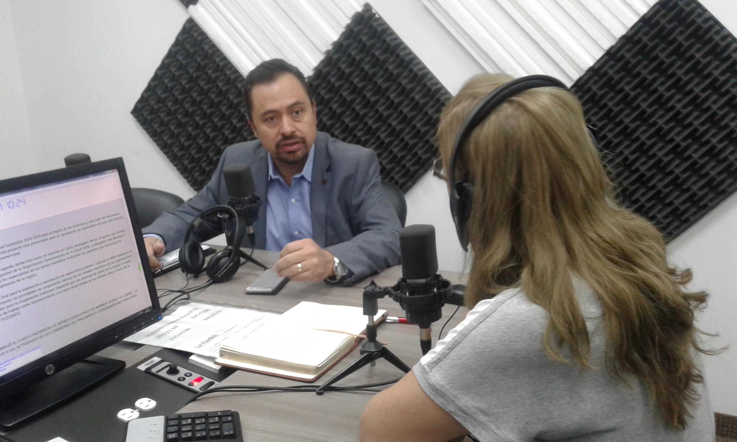 Sergio Garnica: Declaratoria de emergencia en Quito por lluvias