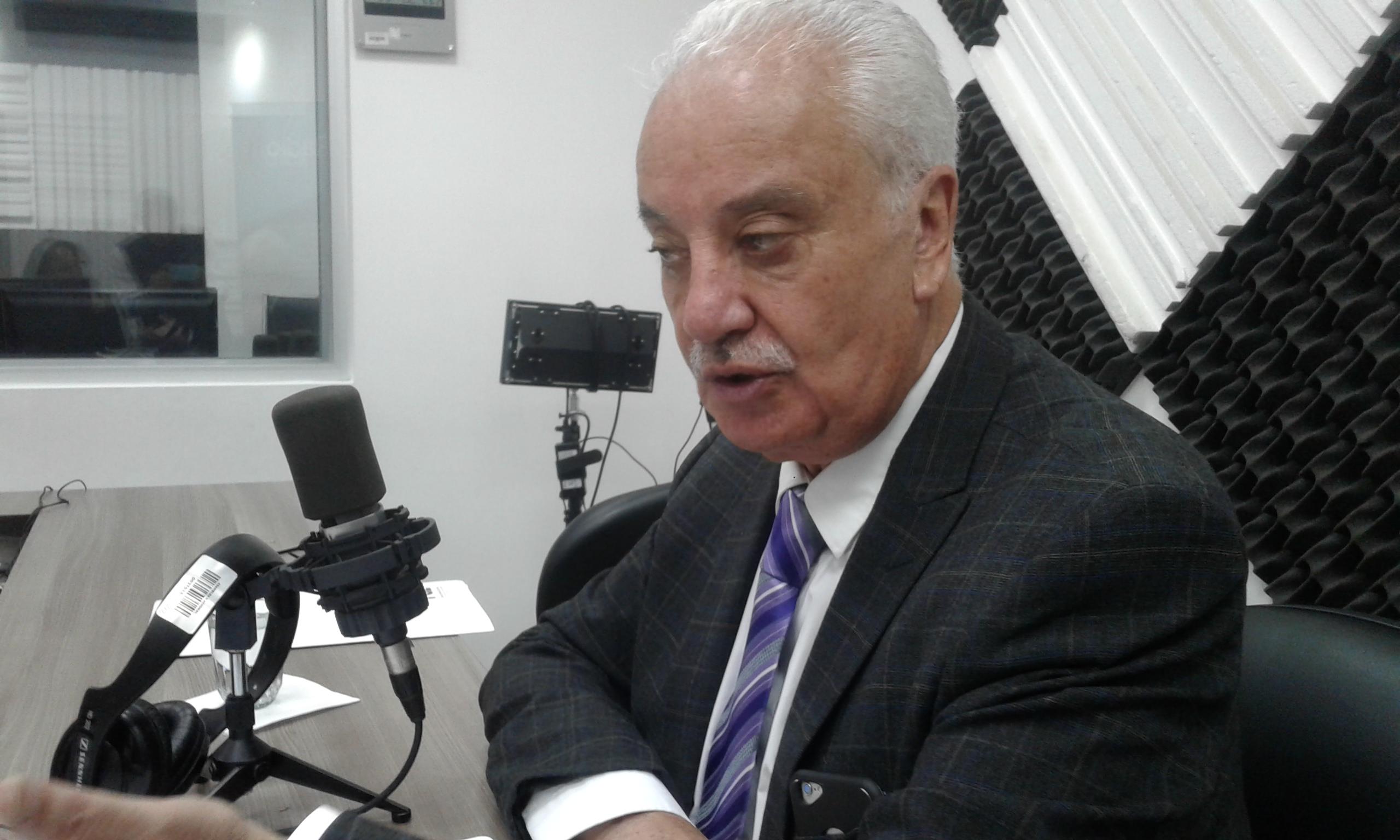 Galo Chiriboga: No existe la lista de odebrecht