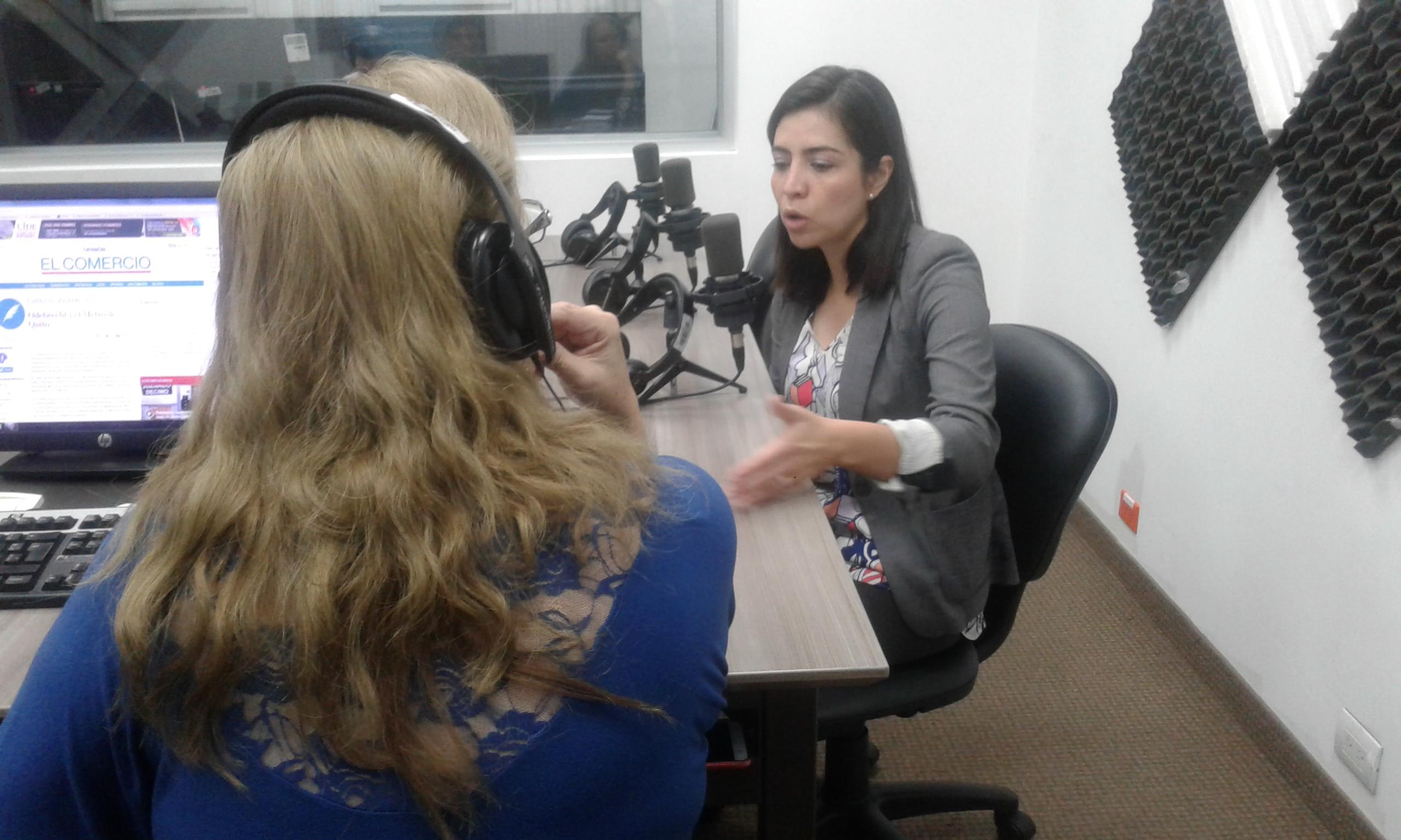 Daniela Chacón: Participación de Odebrecht en construcción del Metro.