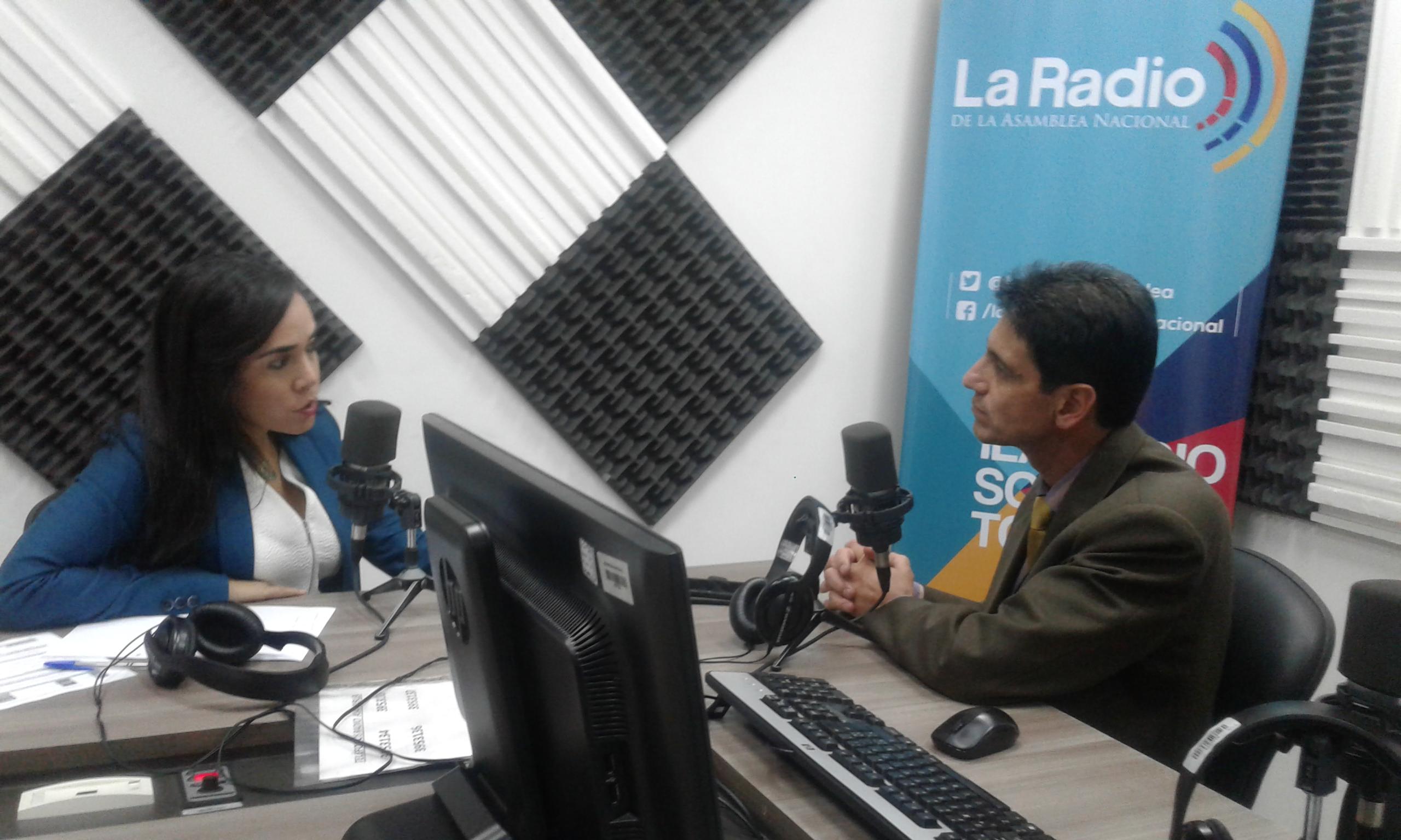 Viviana Bonilla: Agenda de trabajo legislativa