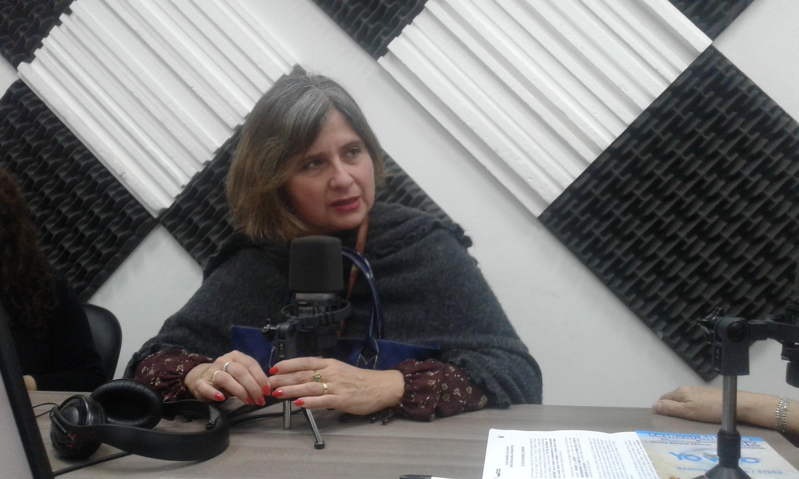 María Sara Jijón : Feria Emprende Mujer.