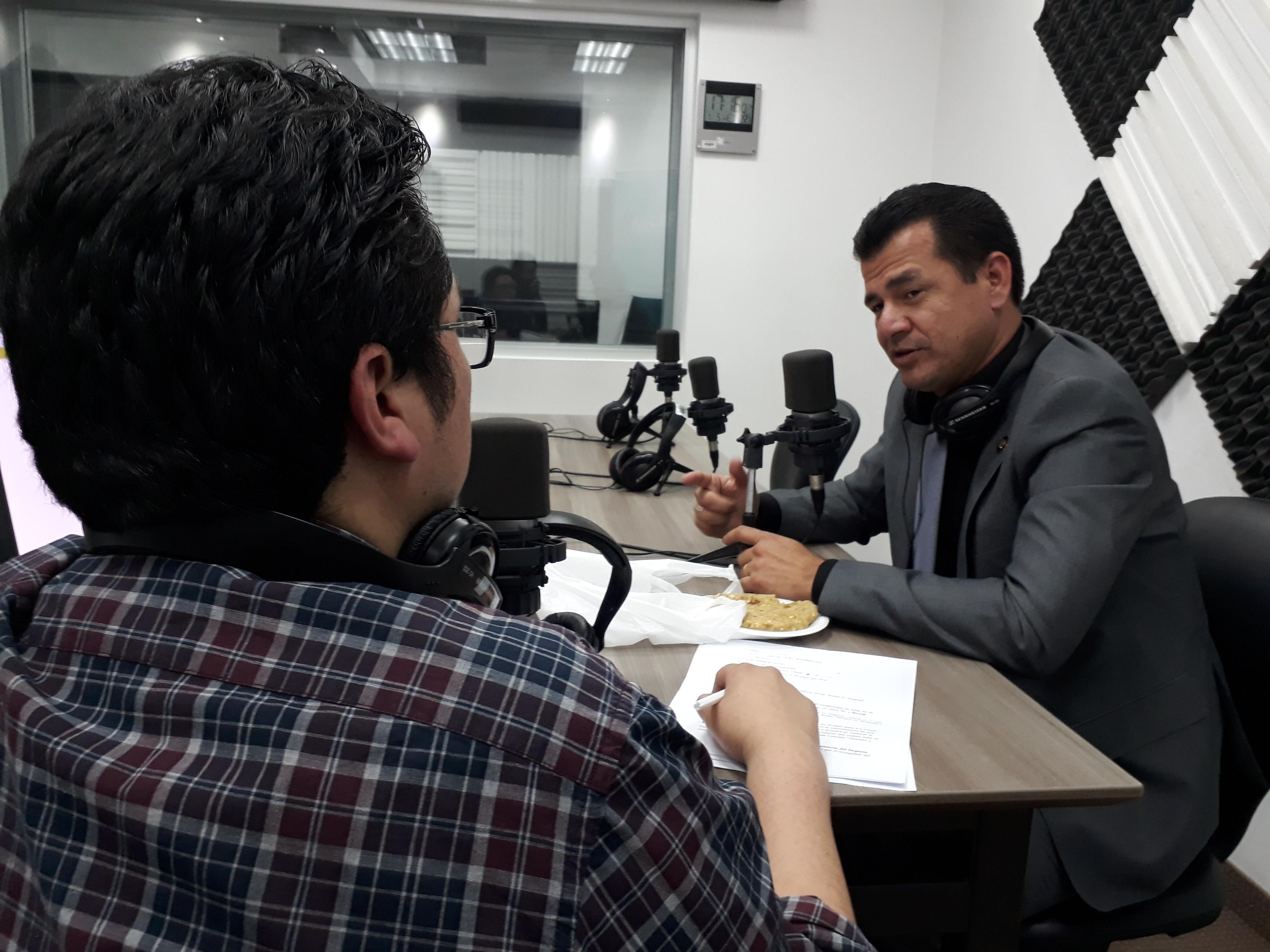 Carlos Vera: Un árbitro que quiere luchar por todo el deporte nacional