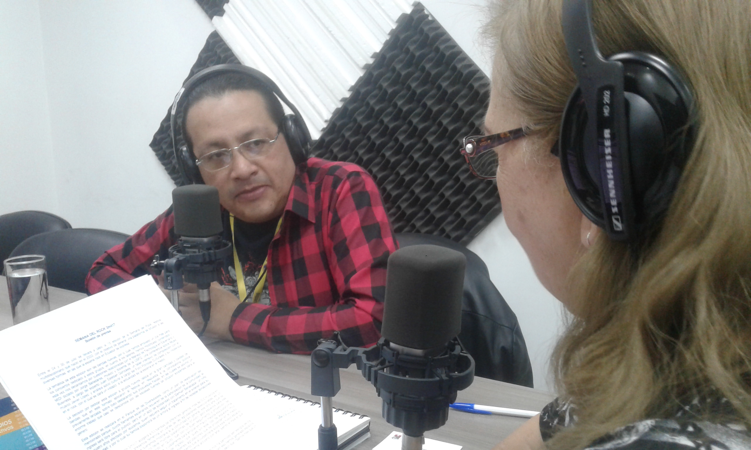Pablo Rodríguez: Semana del Rock