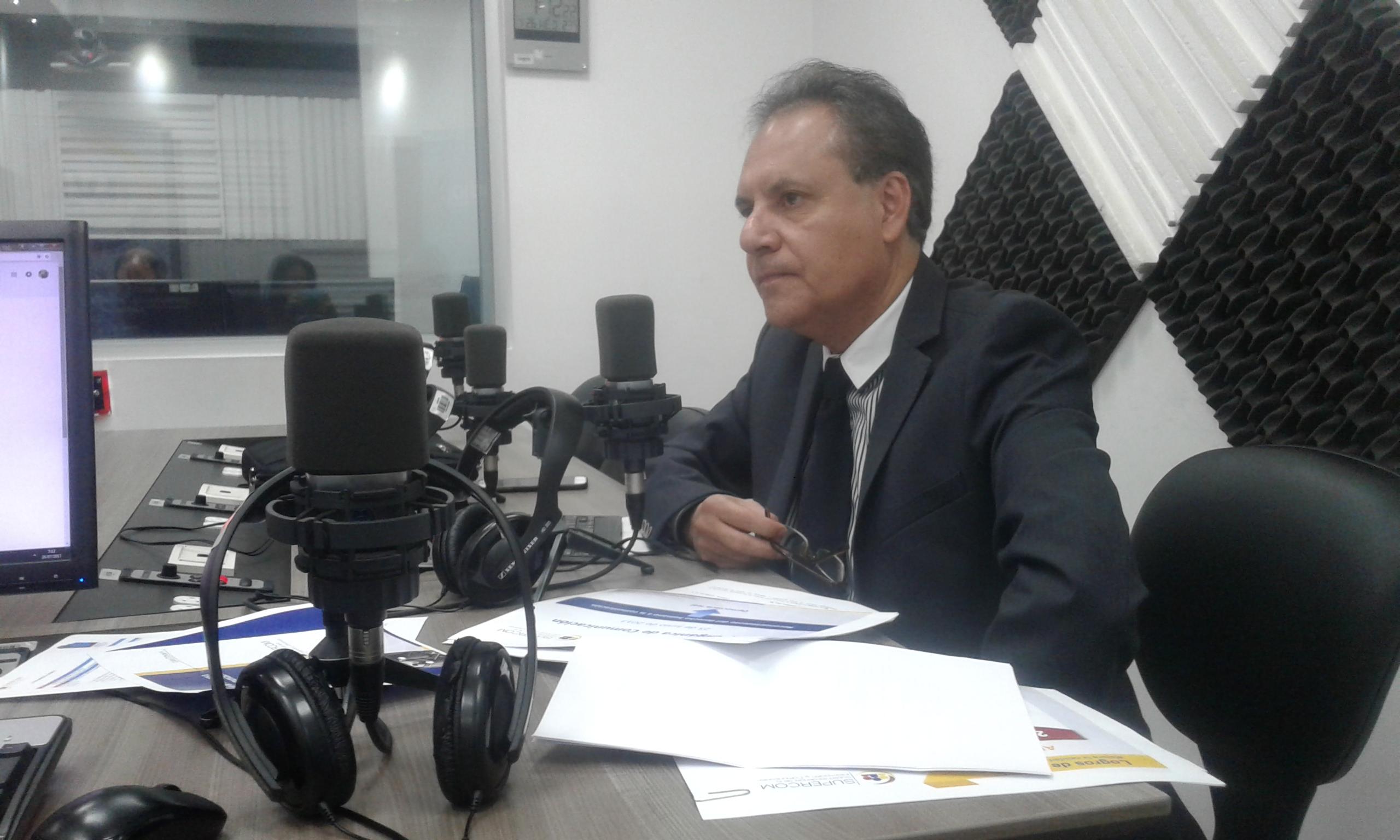 Carlos Ochoa: Reformas a la Ley de Comunicación