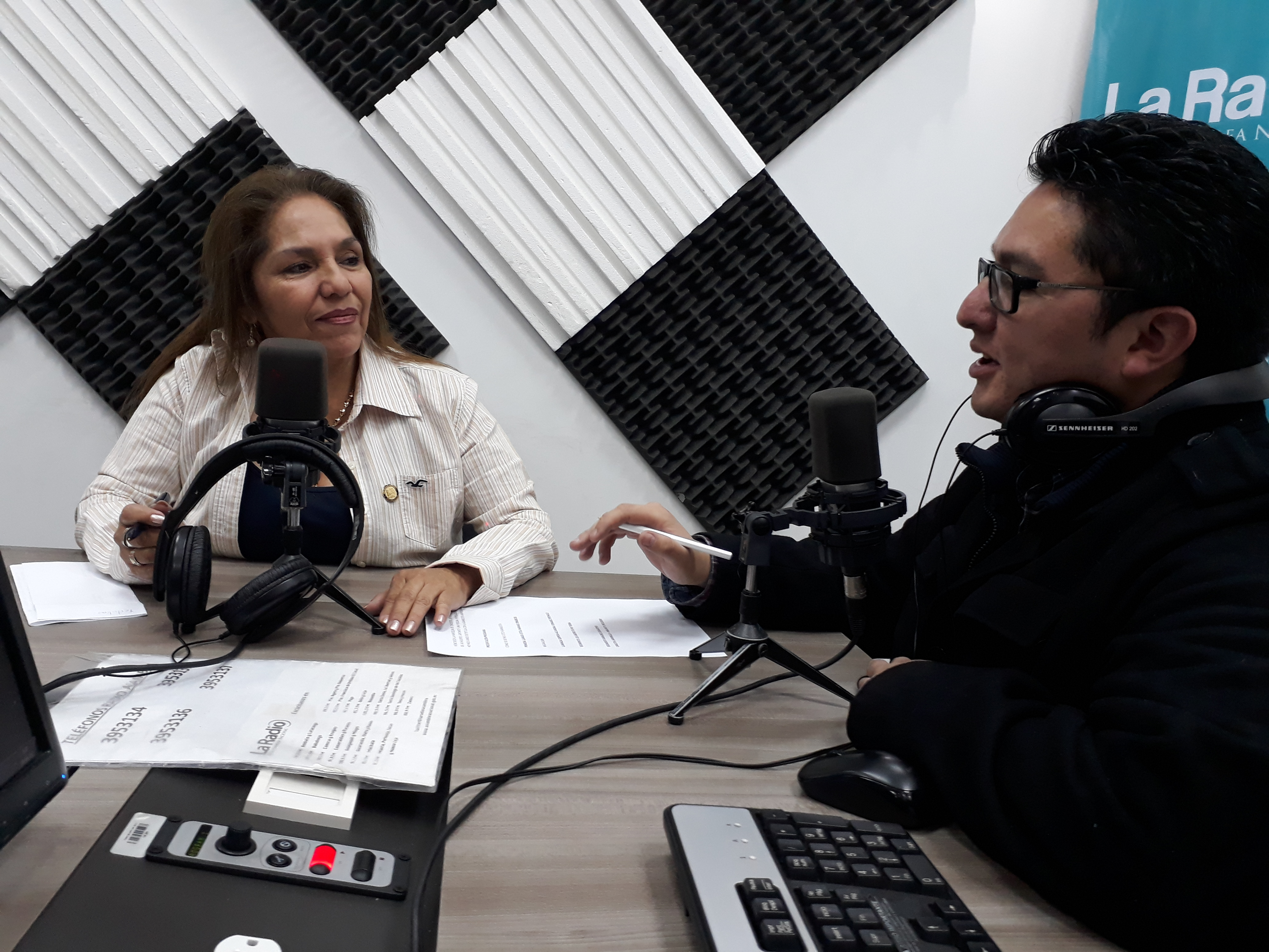 Amapola Naranjo: La mejor voz de la Asamblea Nacional