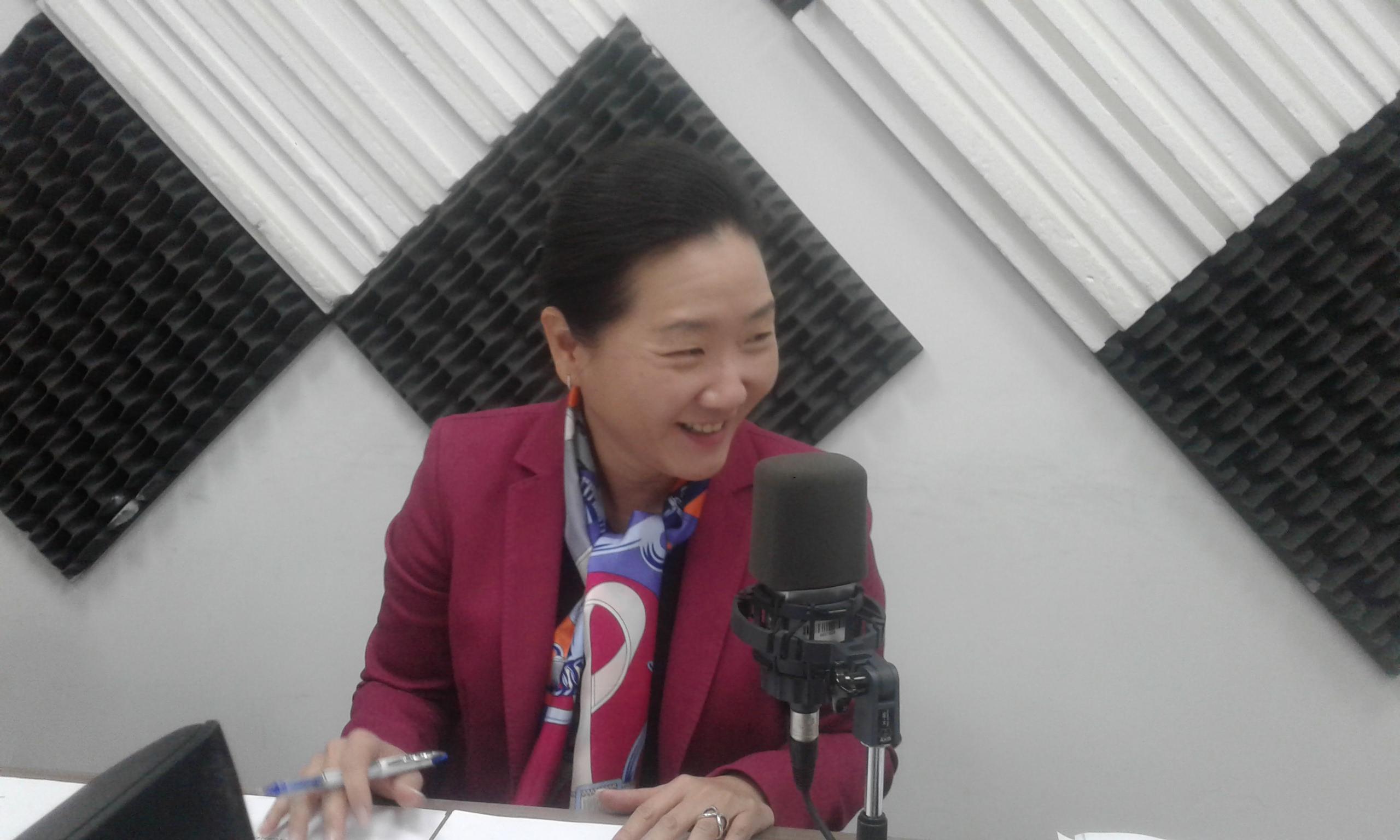 100 días de la Asamblea Nacional - Kyungnan Park : Agenda 2030