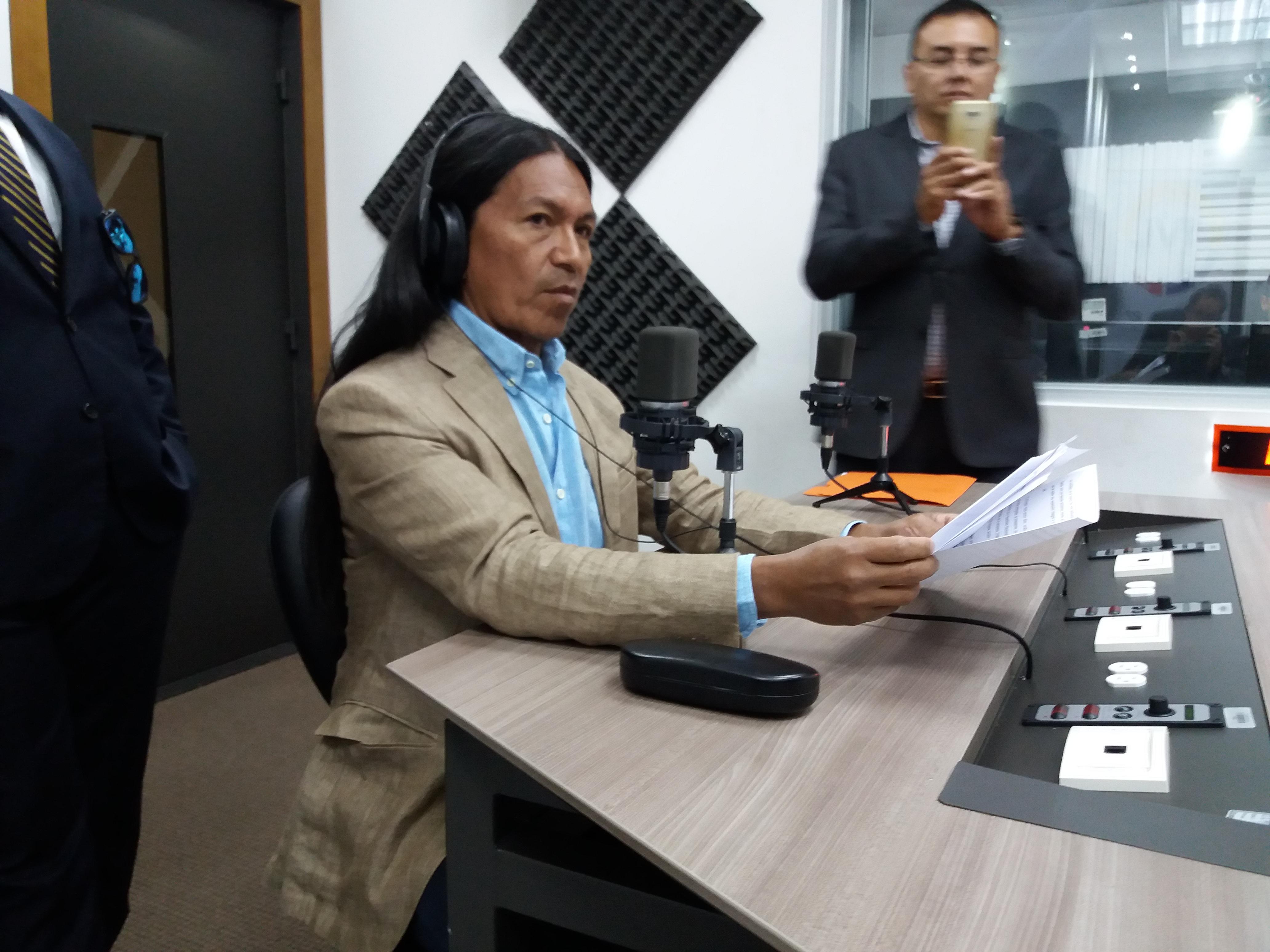 Voces en Acción - Charlas Legislativas: Paola Vintimilla y Carlos Viteri