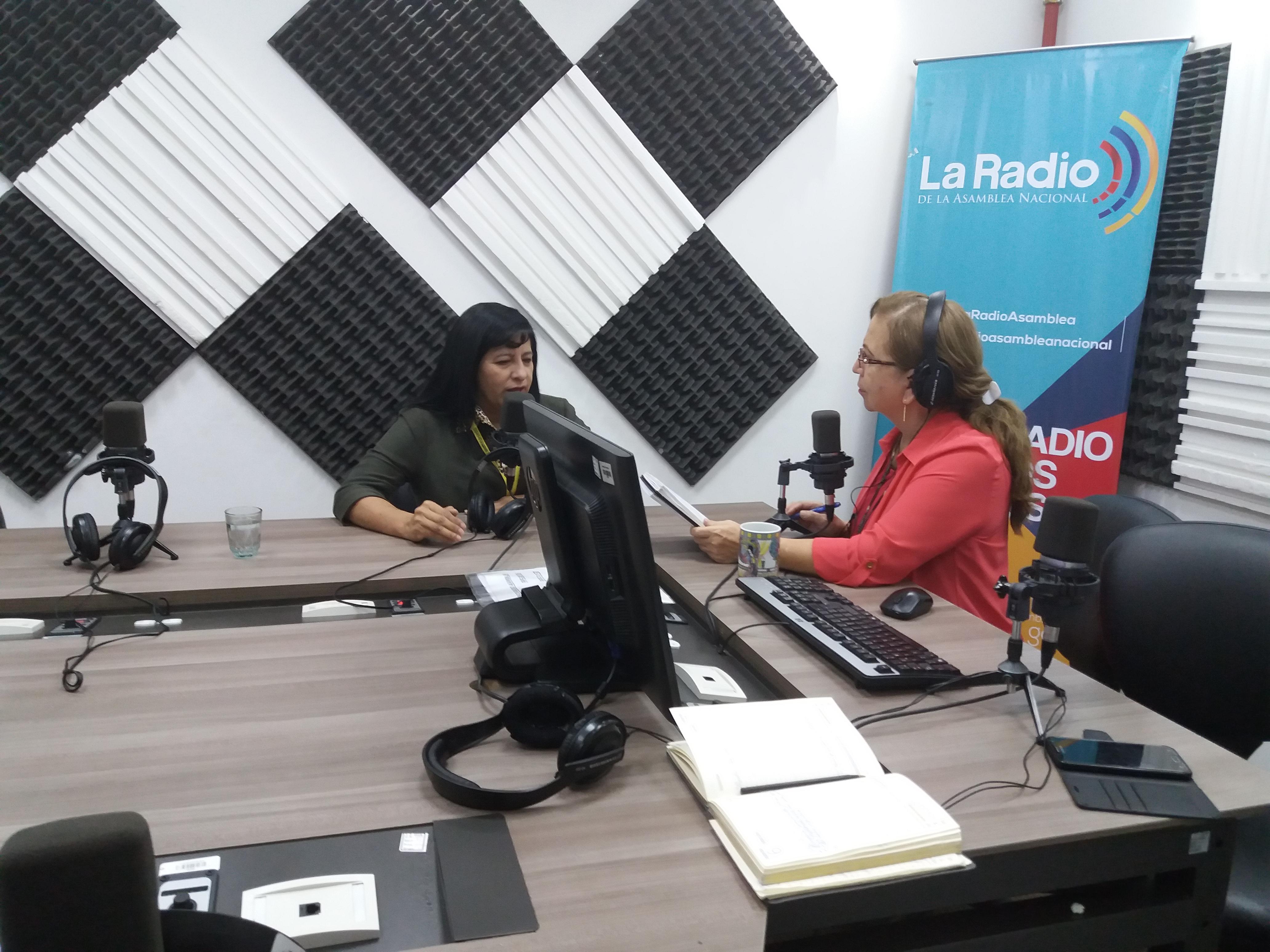 Martha Gordón: Programa Médico del Barrio.