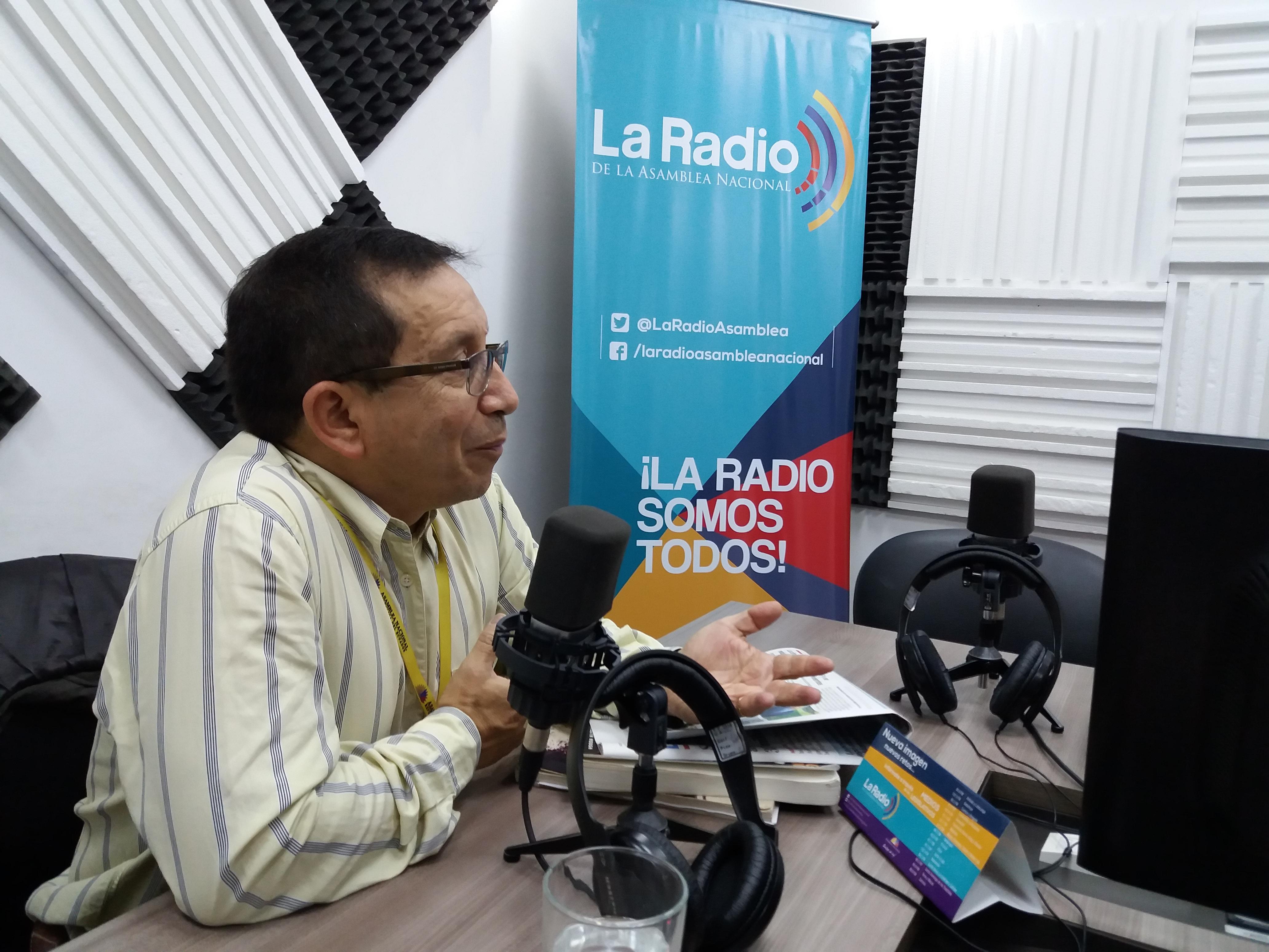 Mario Ruiz: Sistema de alertas de sismo