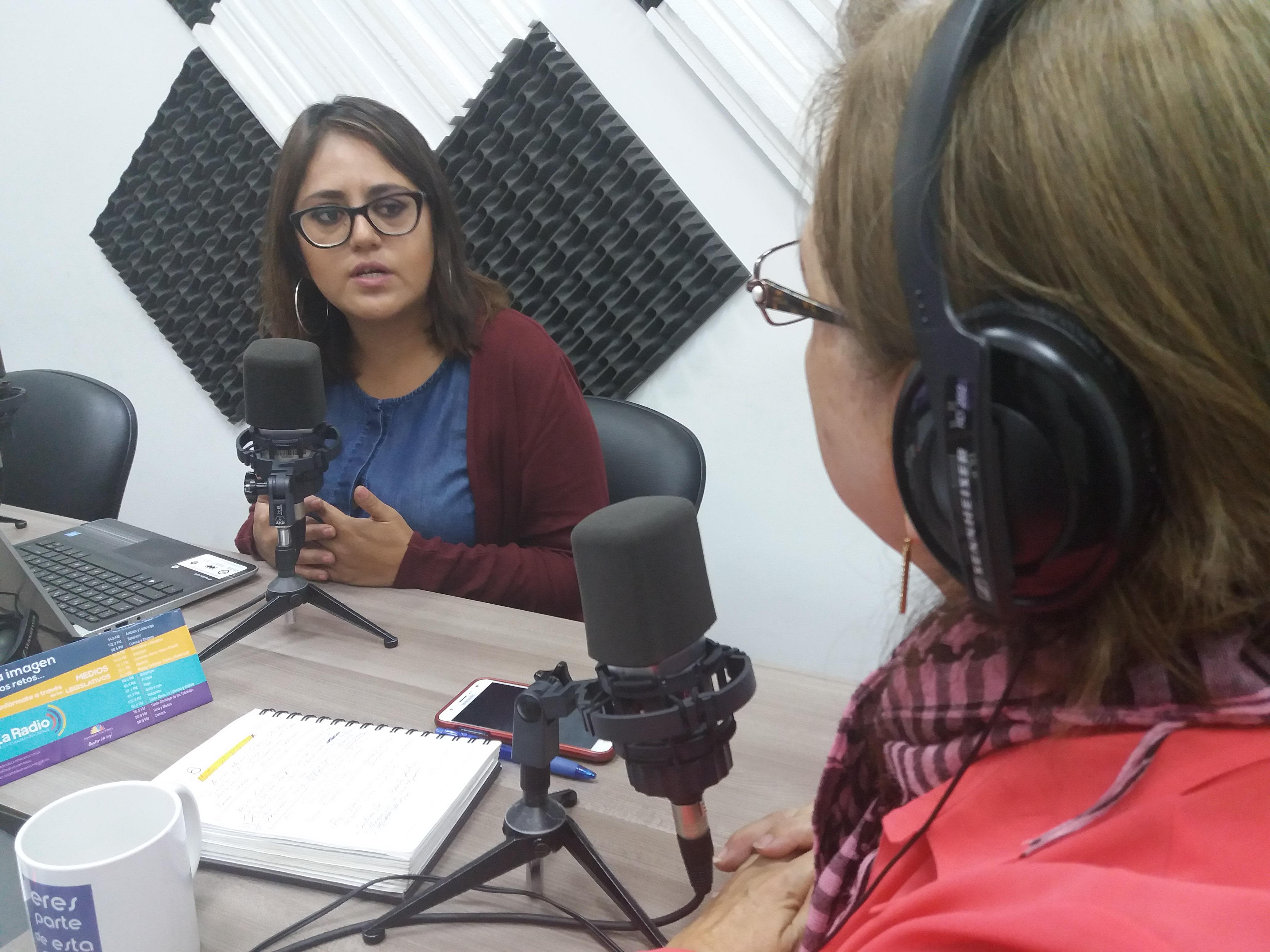 Silvana Haro: Proyecto de Ley para Prevenir y Erradicar la violencia contra la mujer