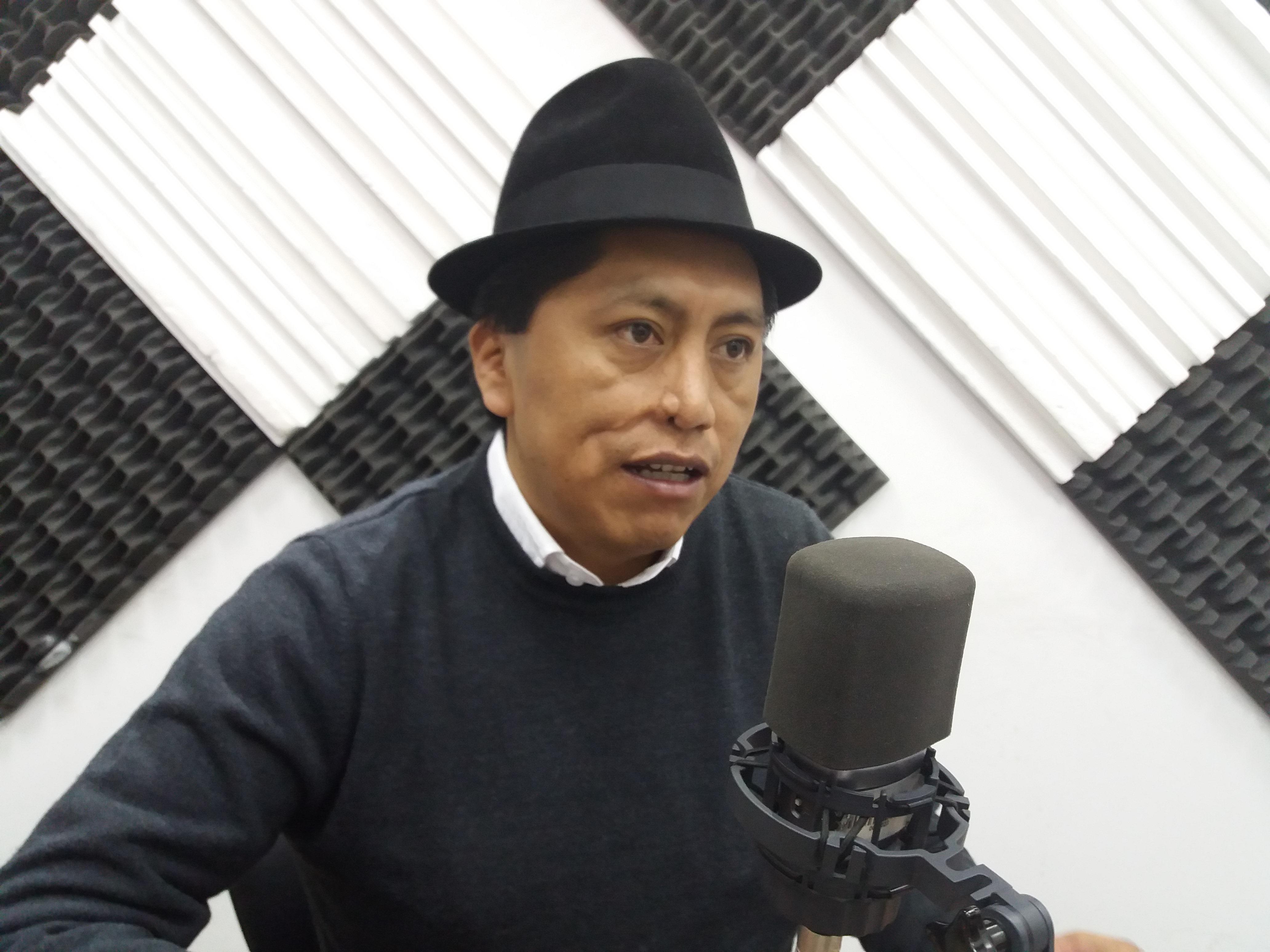 Humberto Cholango: Diálogo con resultados