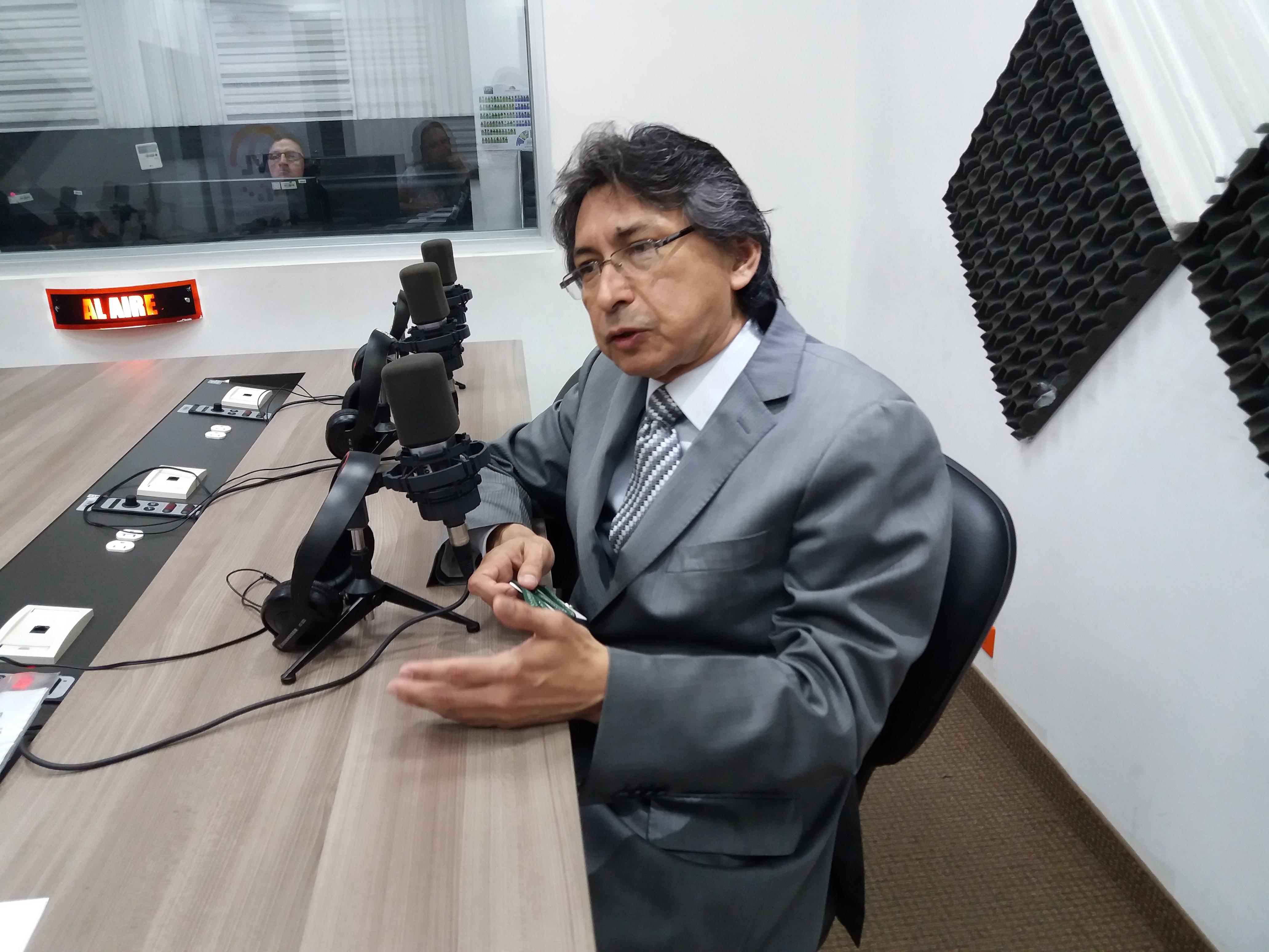 Fernando Ibarra: Incremento anual al salario básico unificado.