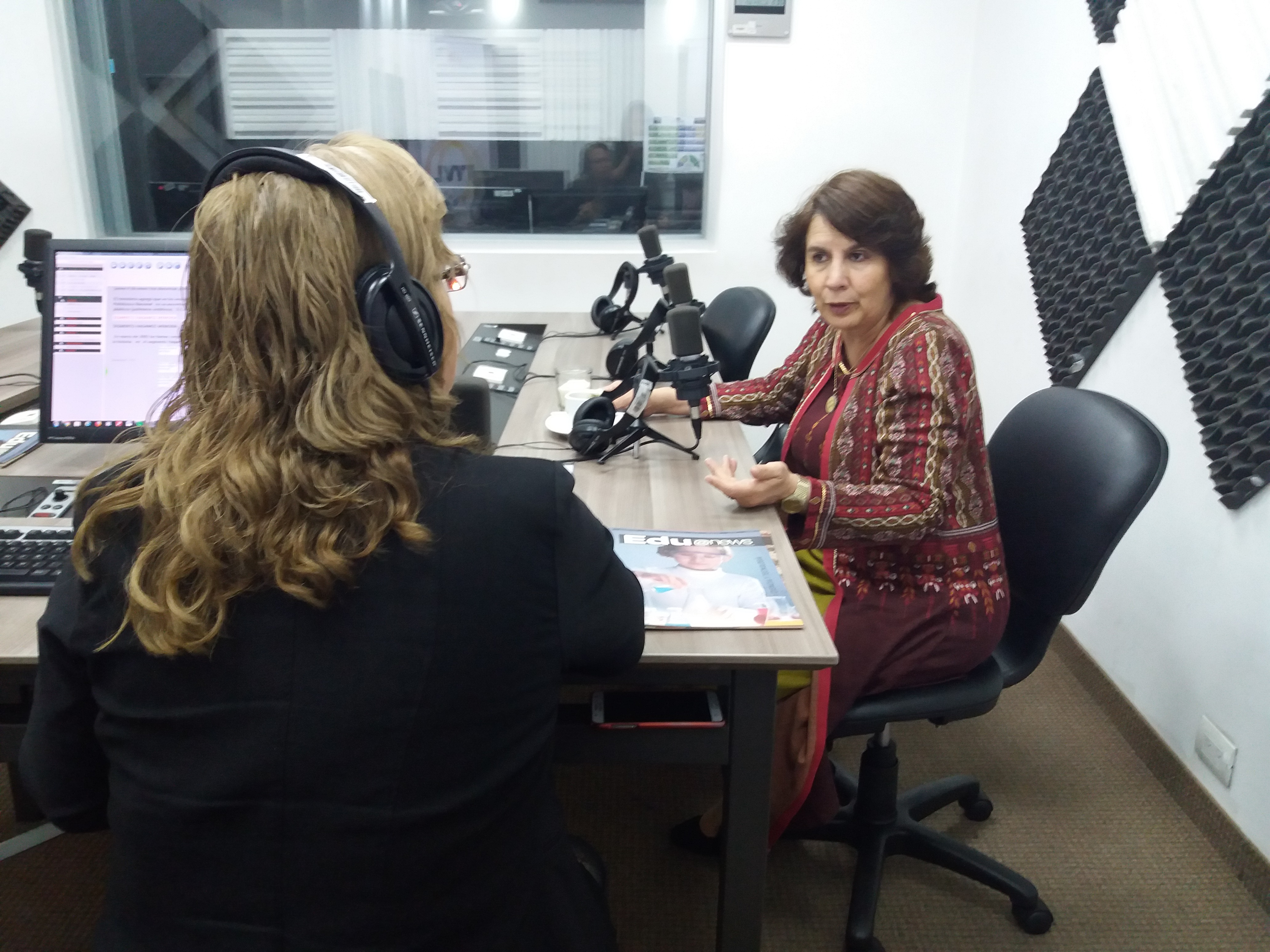 Rosalía Arteaga: El rol político de la Vicepresidencia de la República.