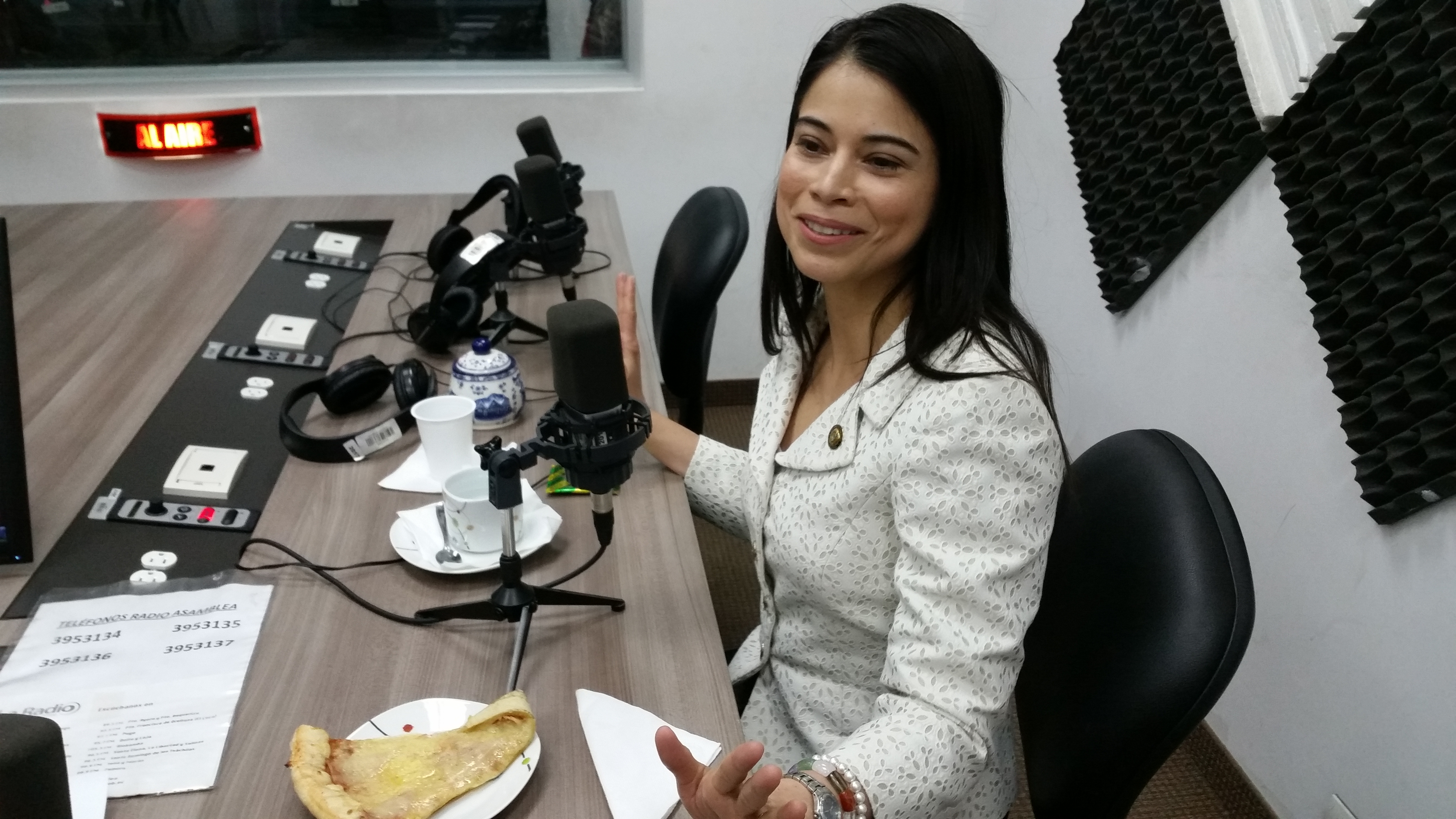 Esther Cuesta: Una ecuatoriana por el mundo