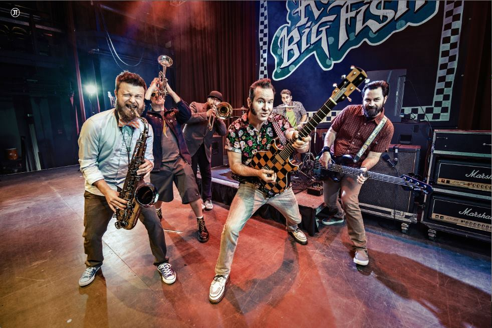Save Ferris vs Reel Big Fish