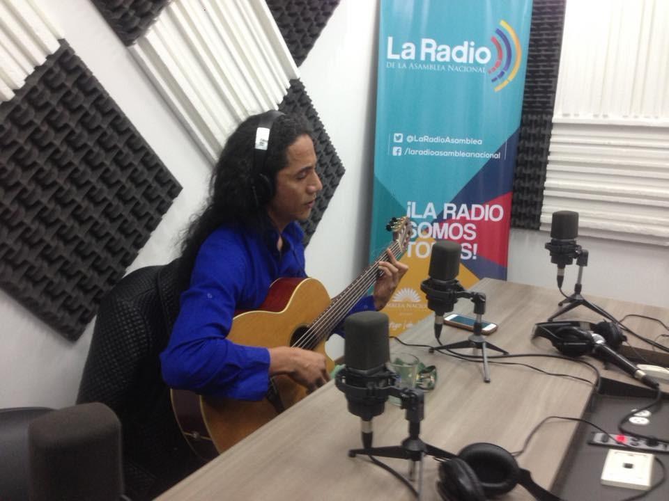 El Duende de la Calle Quito presenta entrevista a Stalin Gonzalez